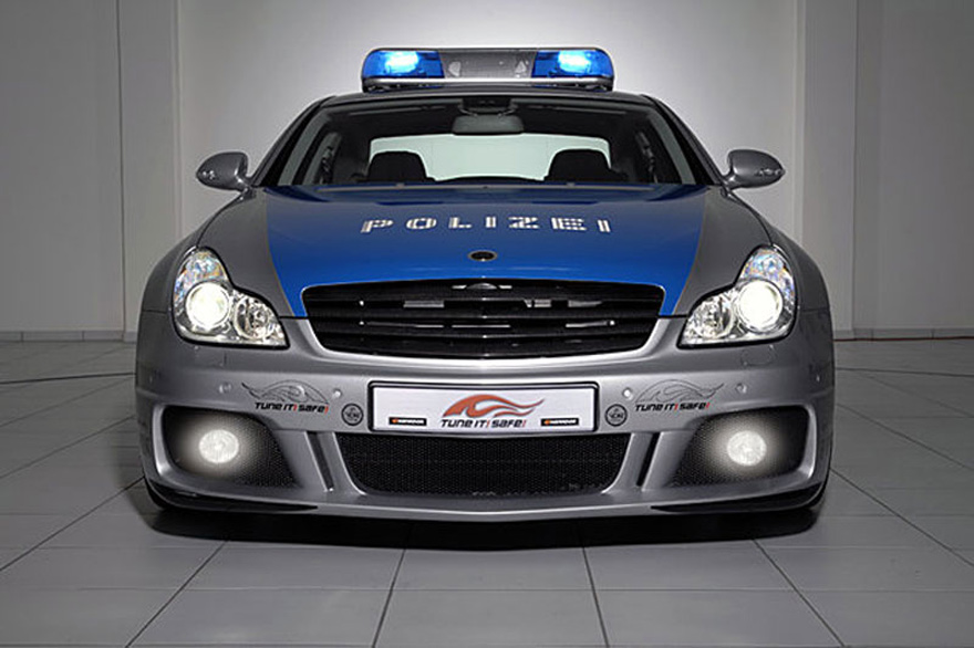 Could This Be The Fastest Police Car In The World Top Speed