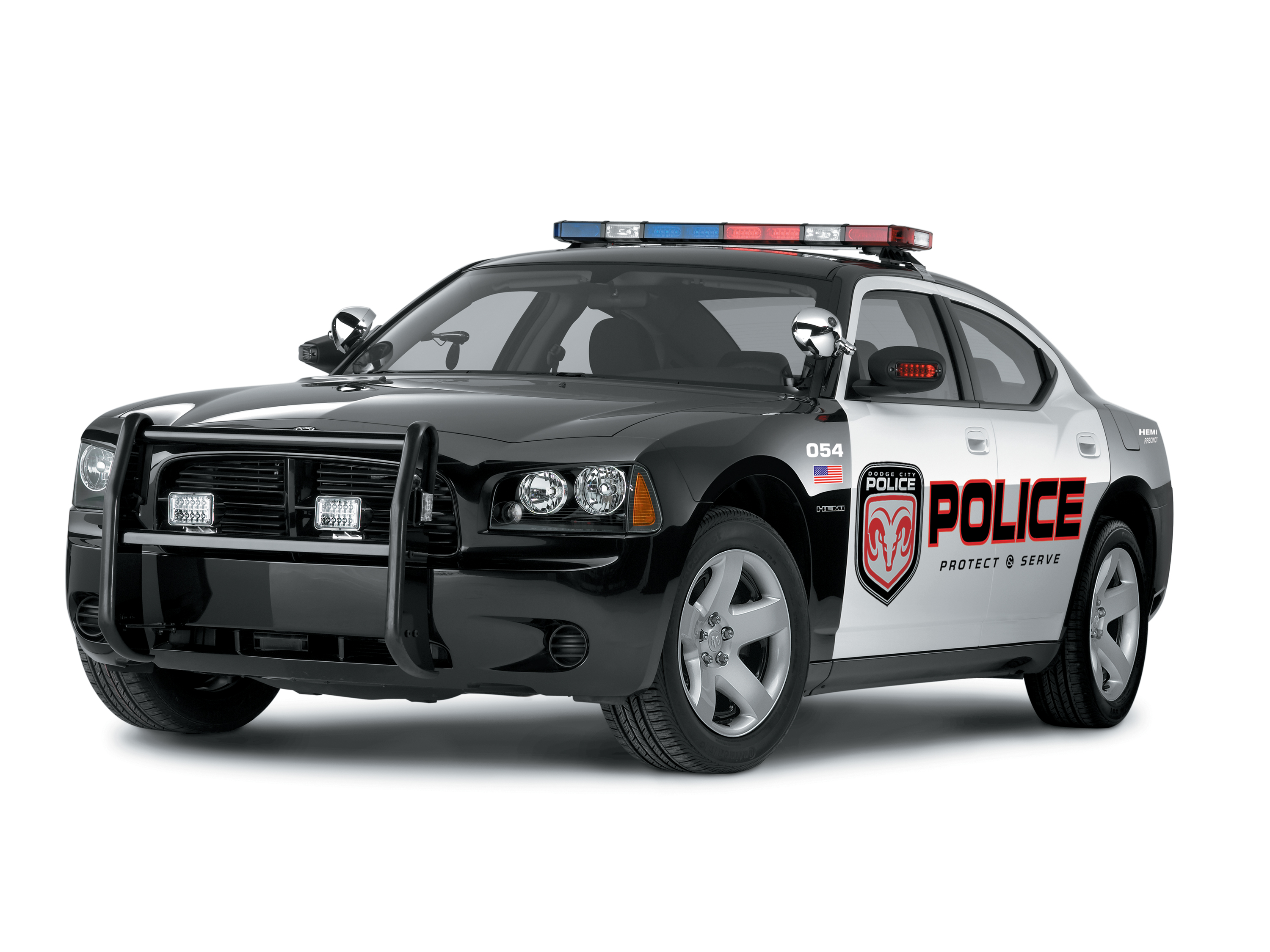 More Muscle Cars For Police Department News - Top Speed
