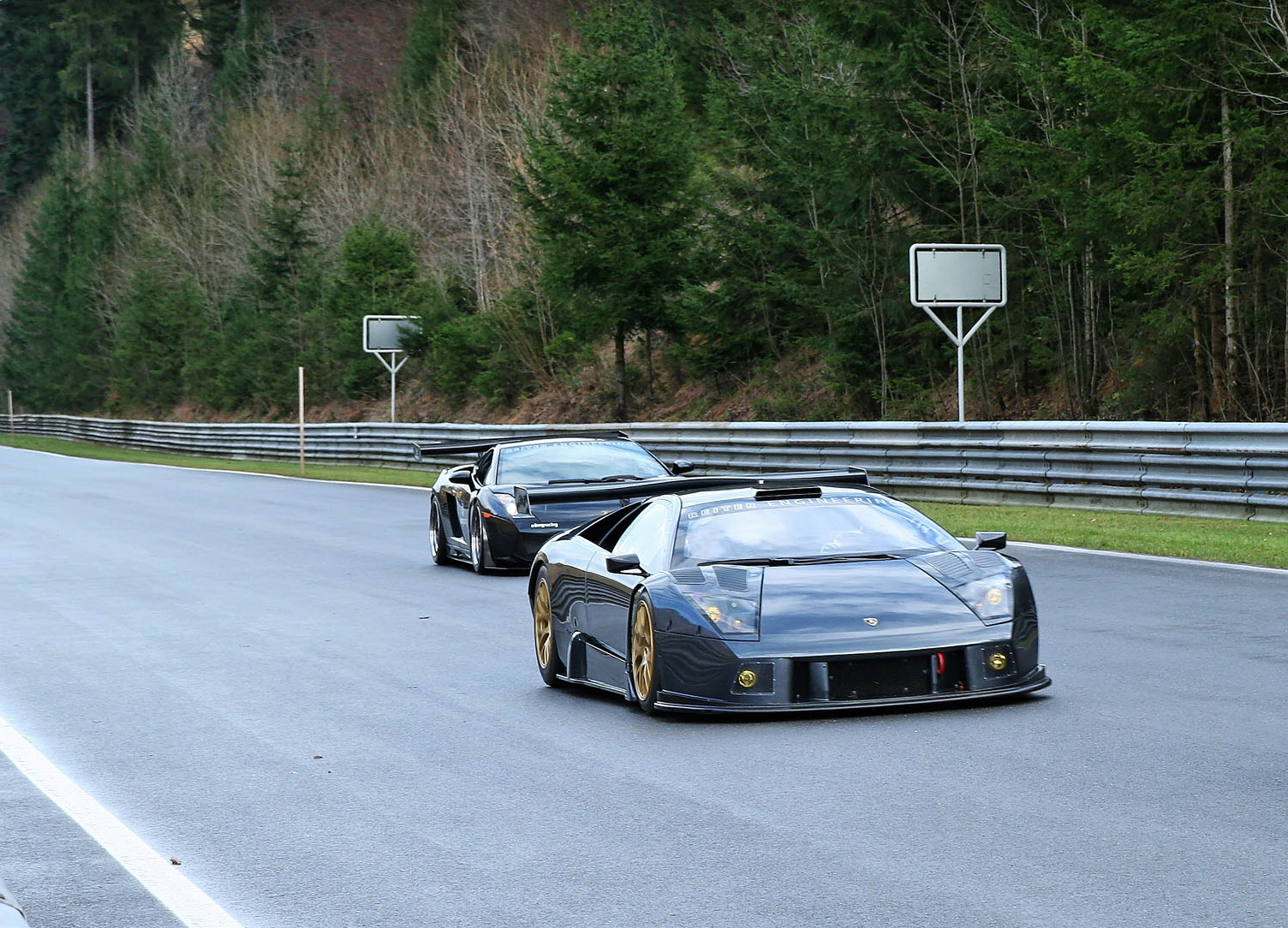 Murcielago R Gt To Race Le Mans Pictures Photos Wallpapers Top