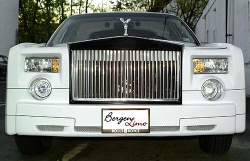 Rolls Royce Phantom Limousine Top Speed