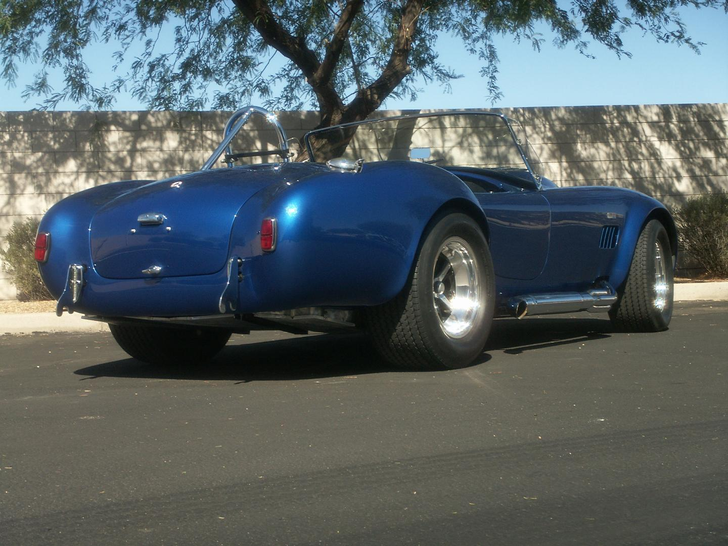 1967 Shelby Cobra 427 Super Snake Review - Top Speed