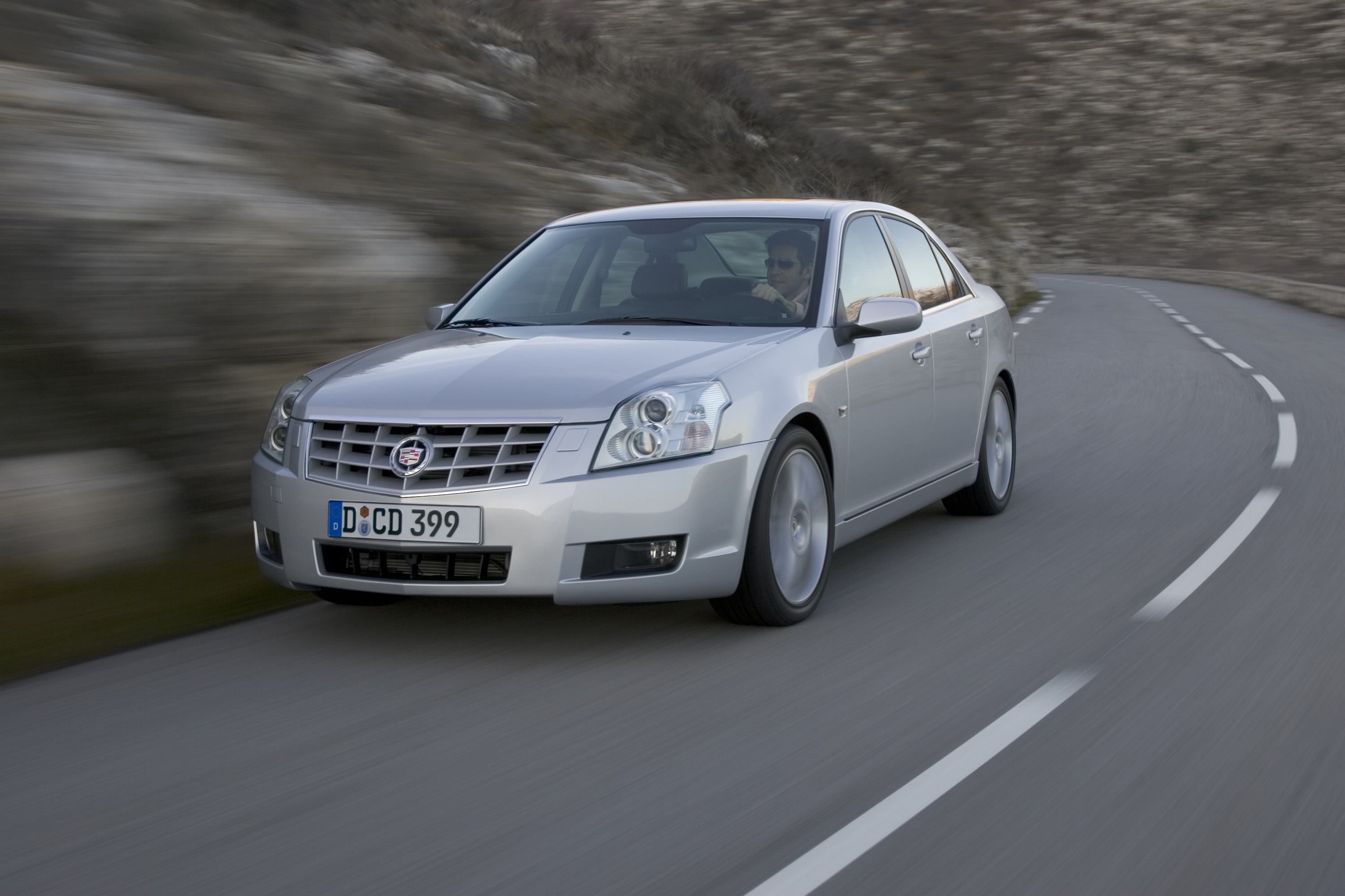 Who Makes Cadillac >> 2007 Cadillac BLS Sport | Top Speed