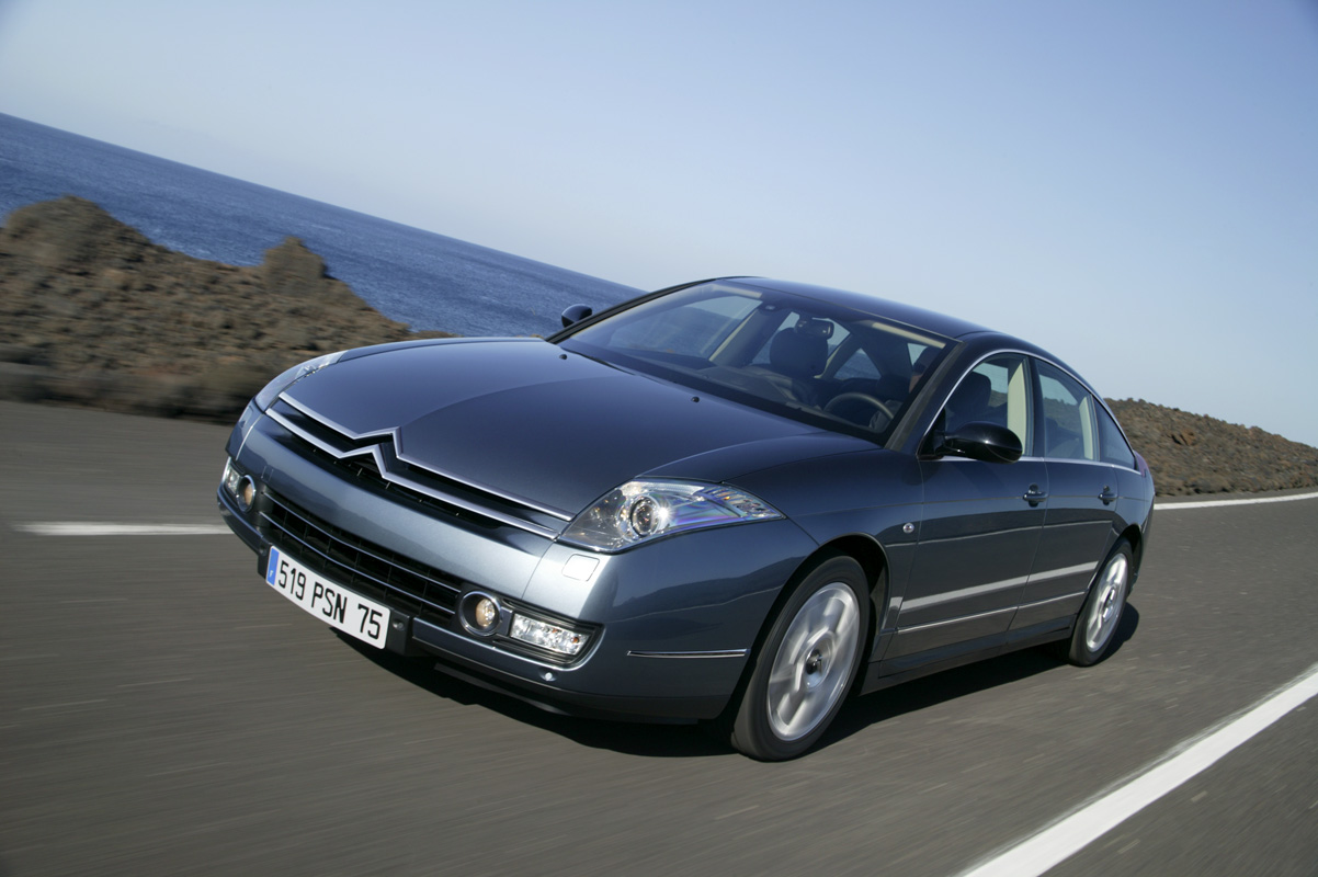 2007 Citroen C6 | Top Speed. »