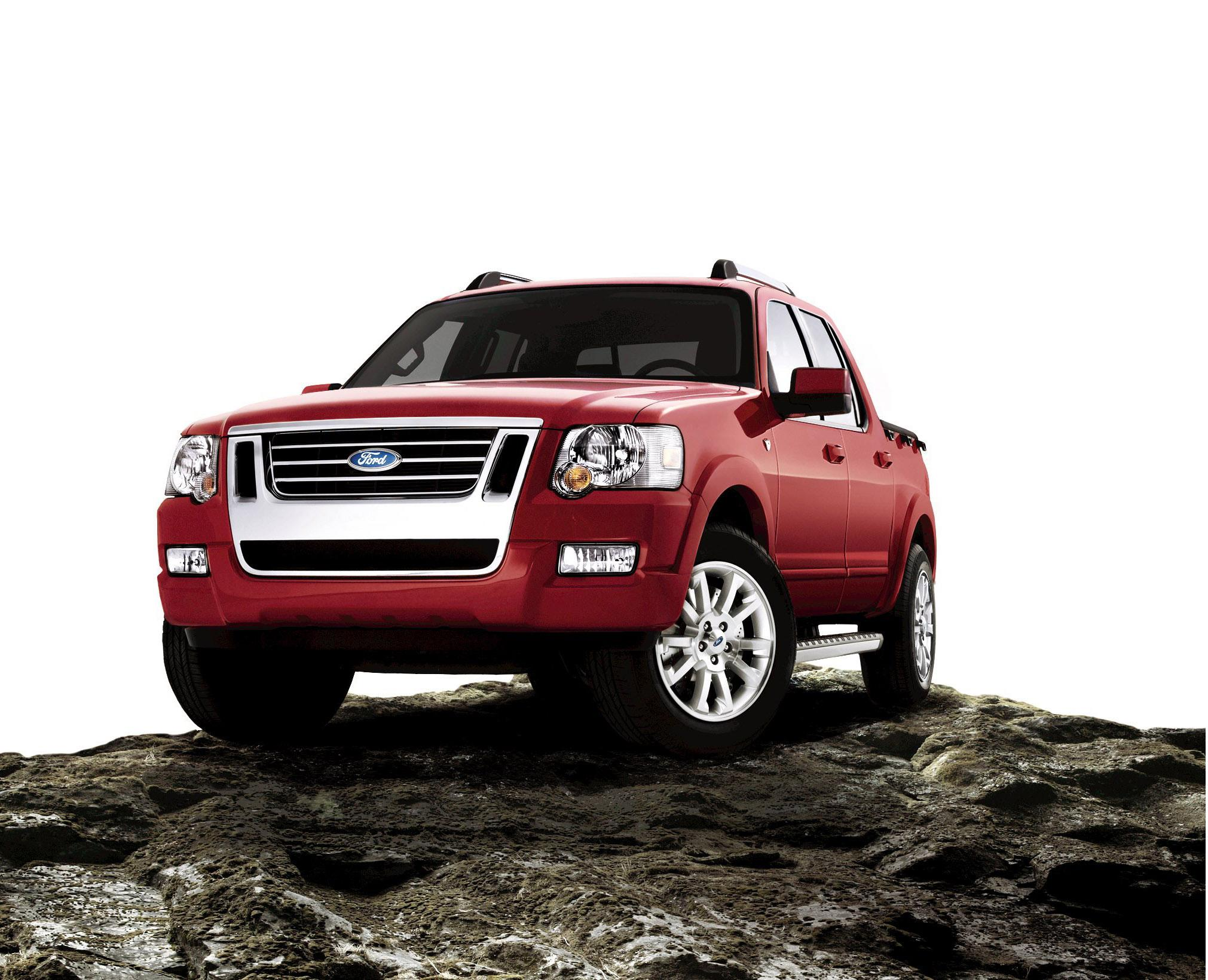 2007 ford explorer sport trac review top speed. Black Bedroom Furniture Sets. Home Design Ideas