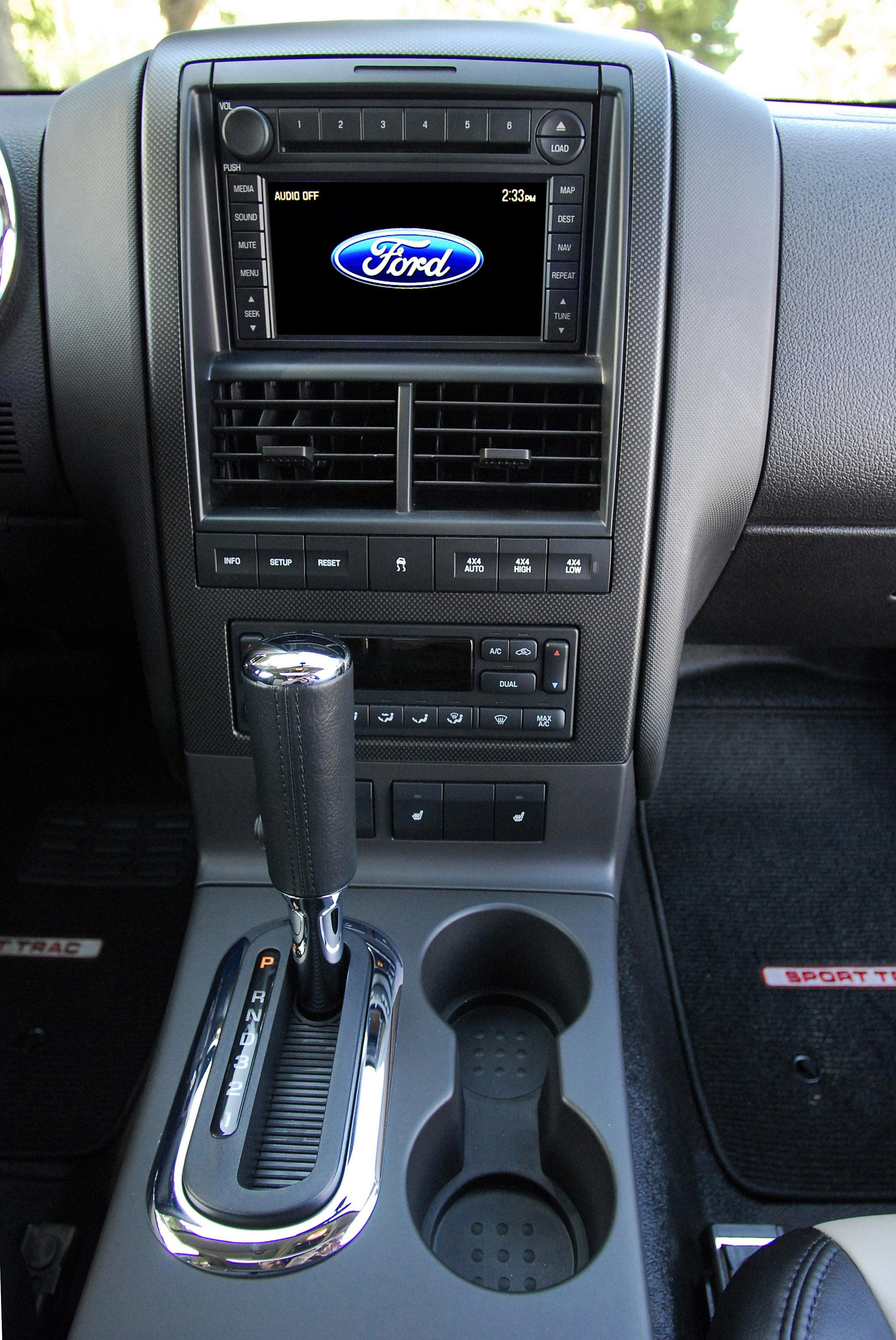 2007 Ford Explorer Sport Trac | Top Speed