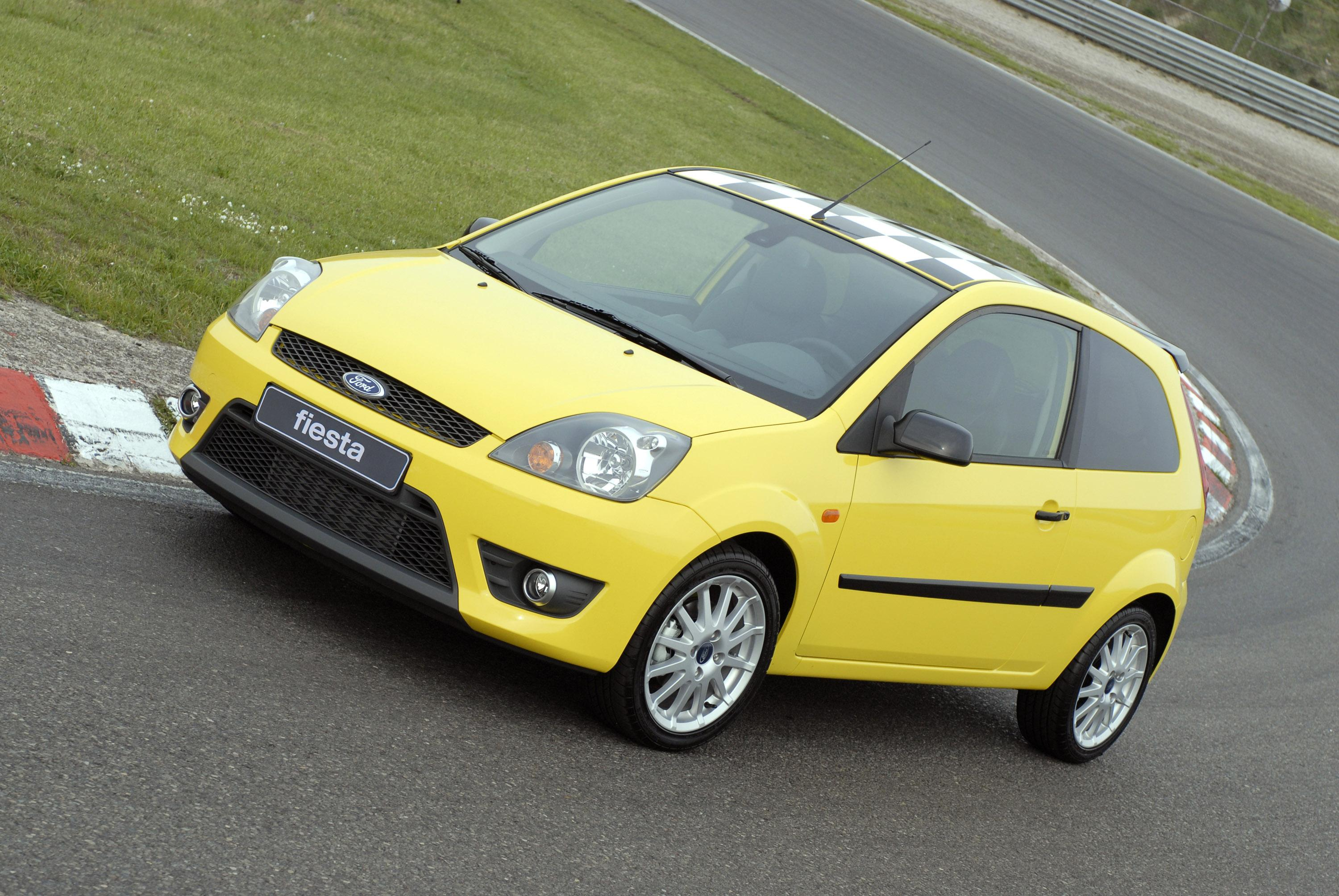 2007 ford fiesta zetec s anniversary edition review. Black Bedroom Furniture Sets. Home Design Ideas