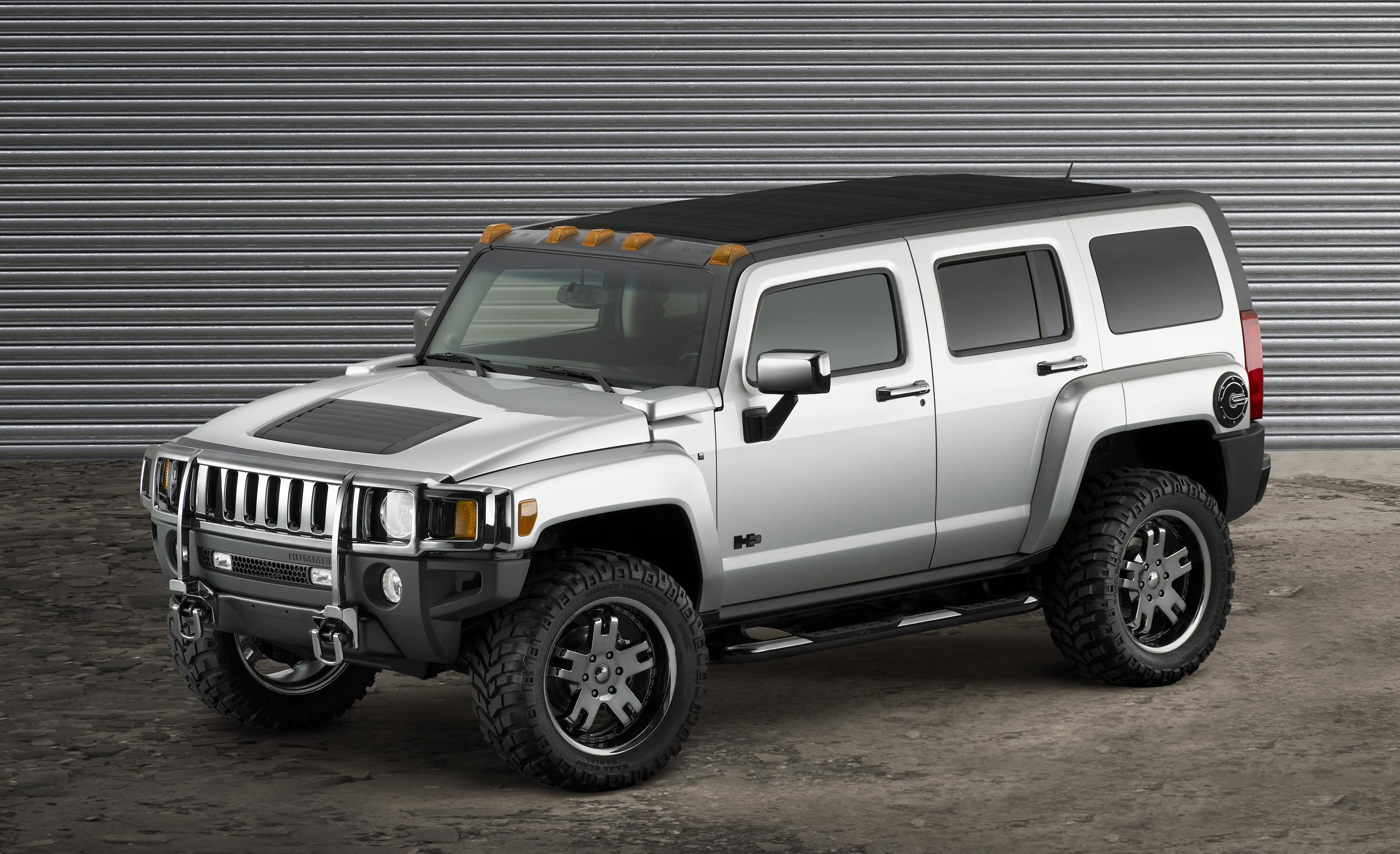 2007 Hummer H3 Open Top Top Speed