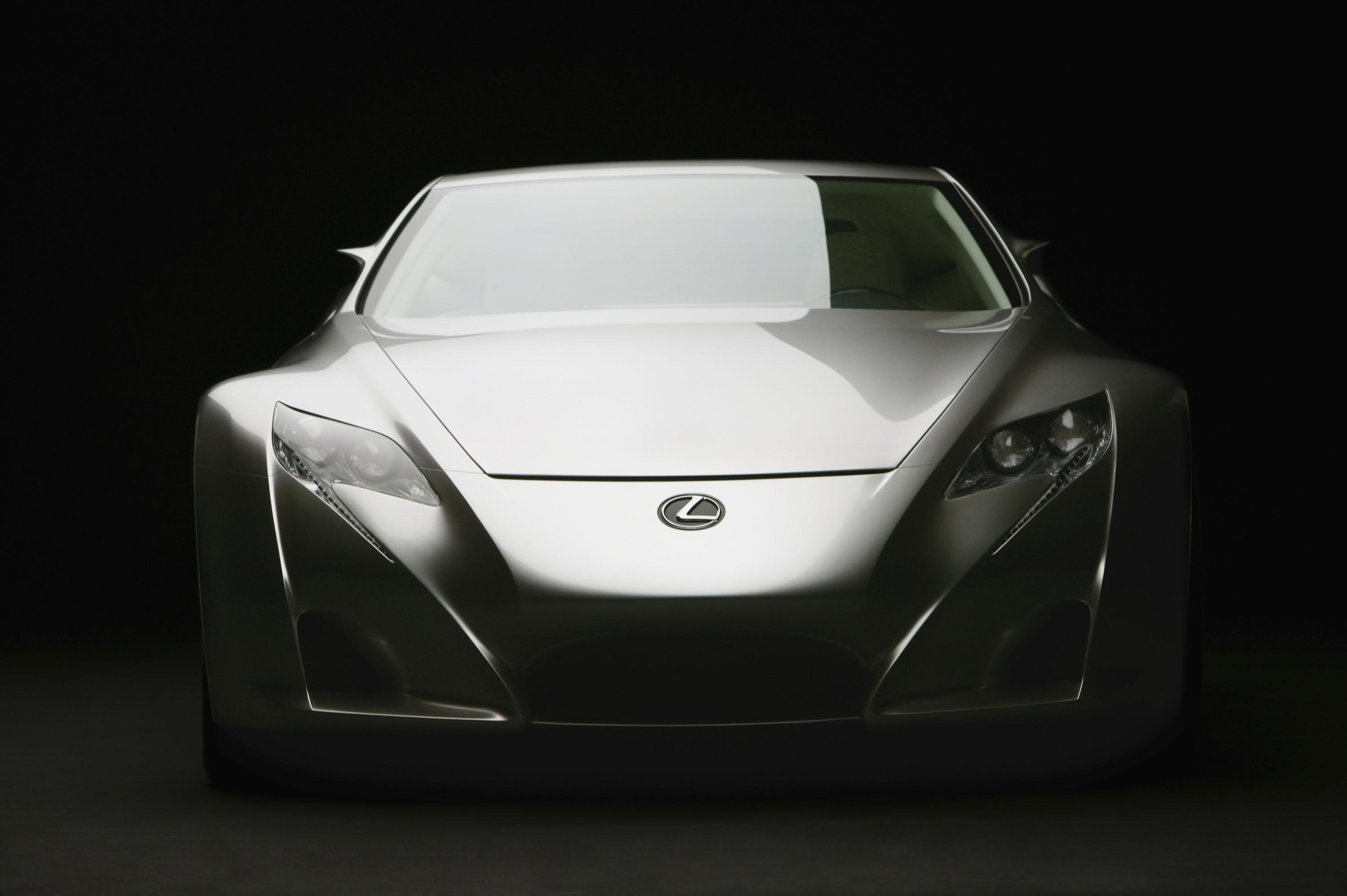Perfect 2007 Lexus LF A Sports Car Review   Top Speed. »