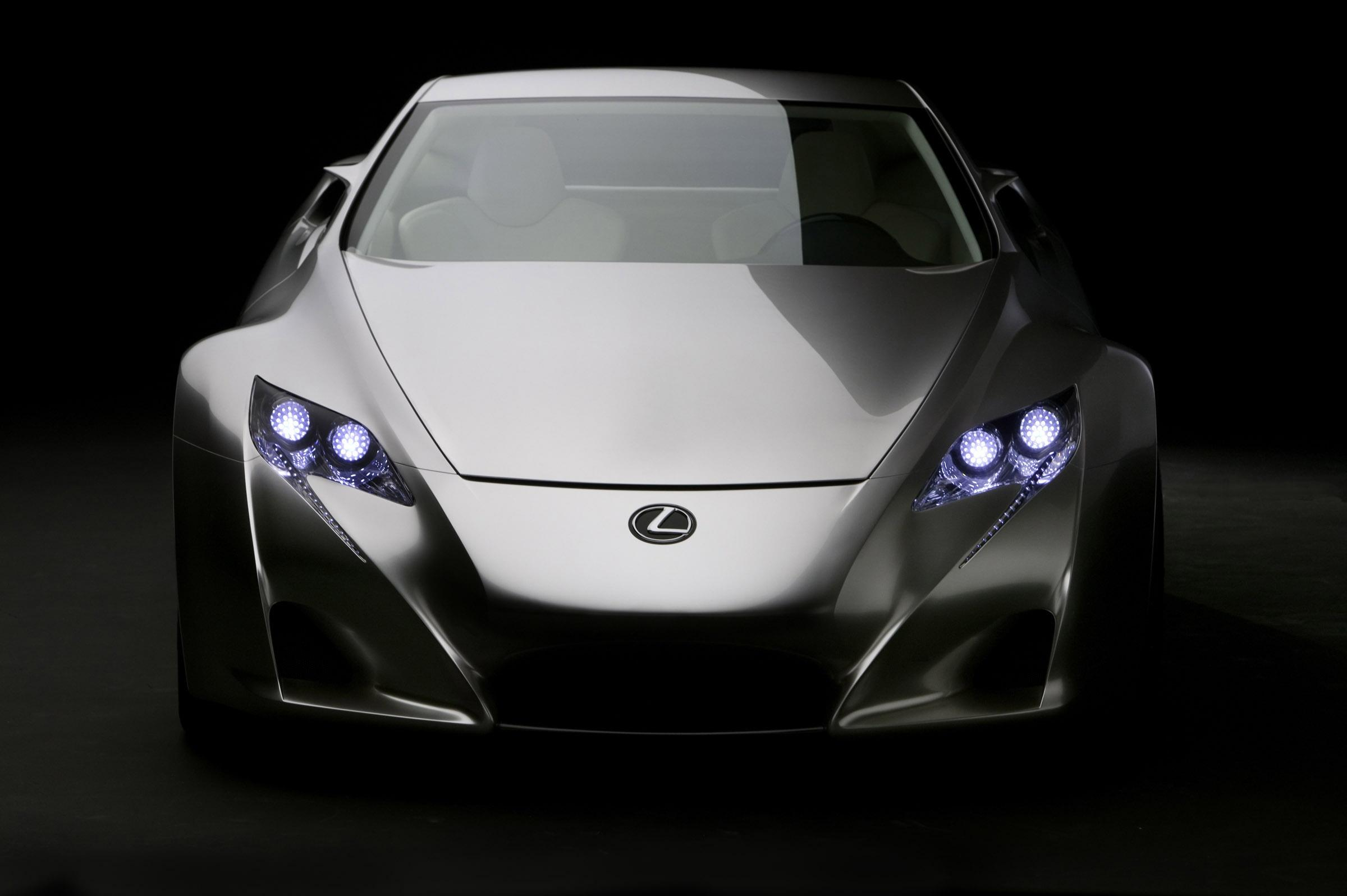 2007 lexus lf a sports car top speed. Black Bedroom Furniture Sets. Home Design Ideas
