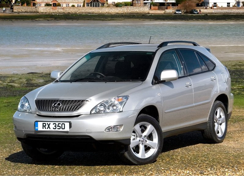 2007 Lexus RX350 Limited Edition | Top Speed. »