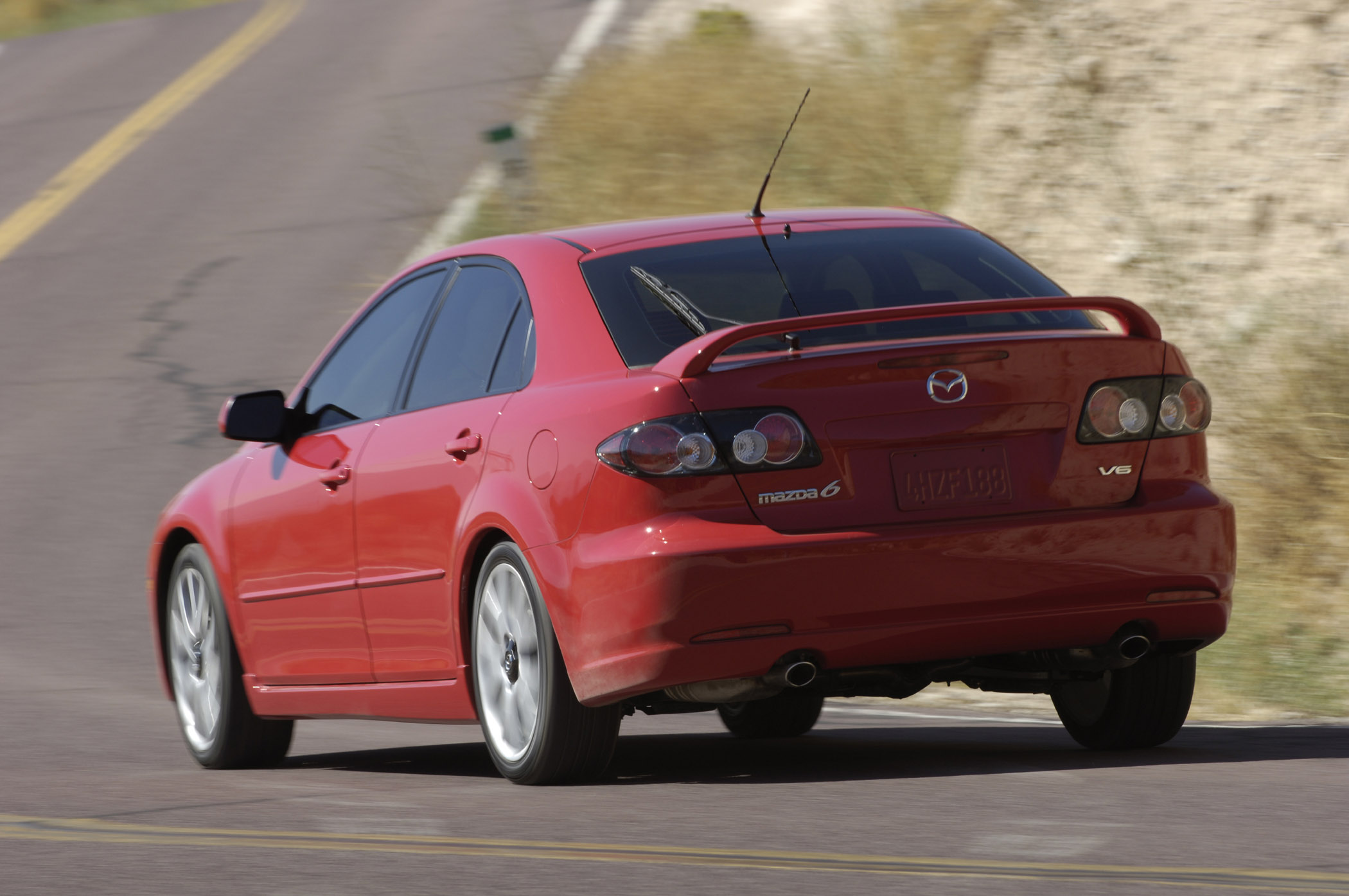 2007 Mazda 6 Review Top Speed
