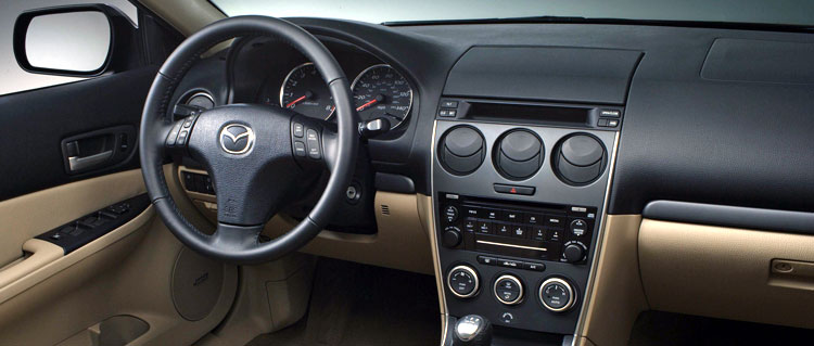 2007 Mazda 6 Review - Top Speed