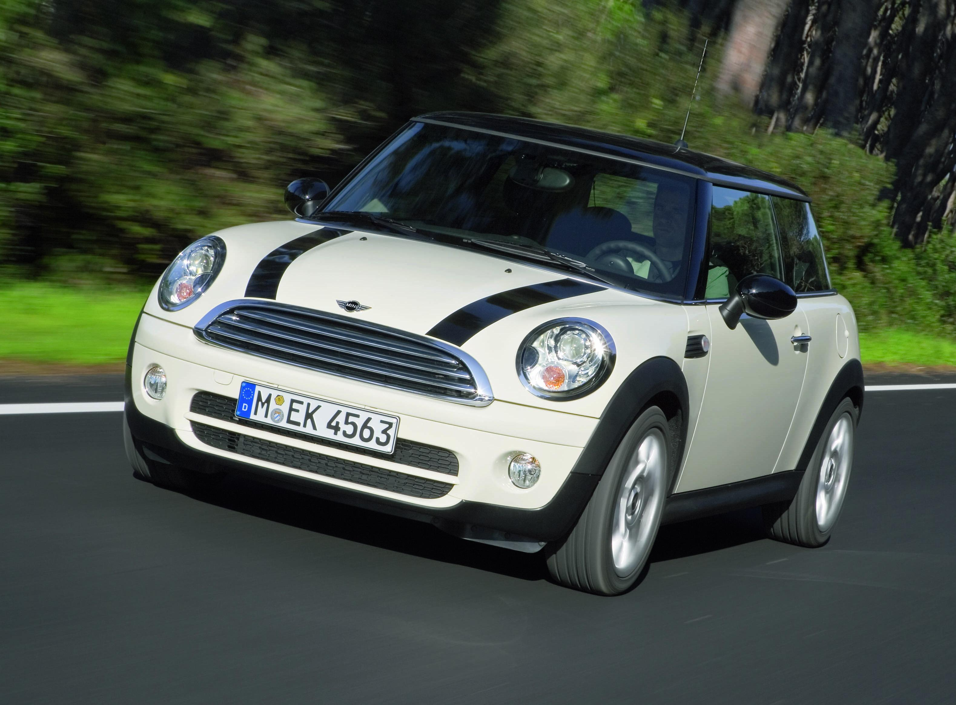 2007 mini one and mini cooper d top speed. Black Bedroom Furniture Sets. Home Design Ideas