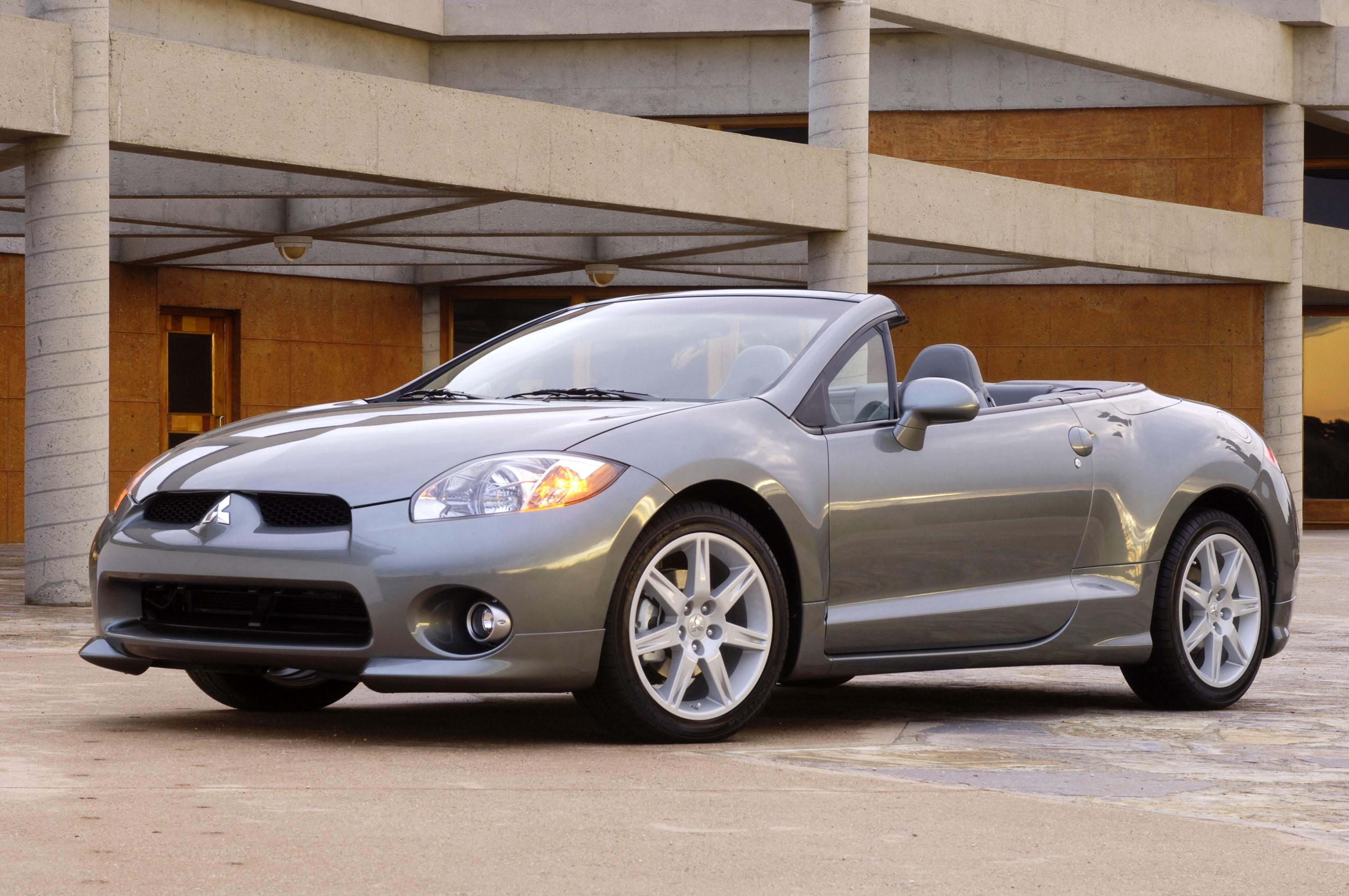 mitsubishi for sales eclipse sale image auto overview inventory gst features spyder