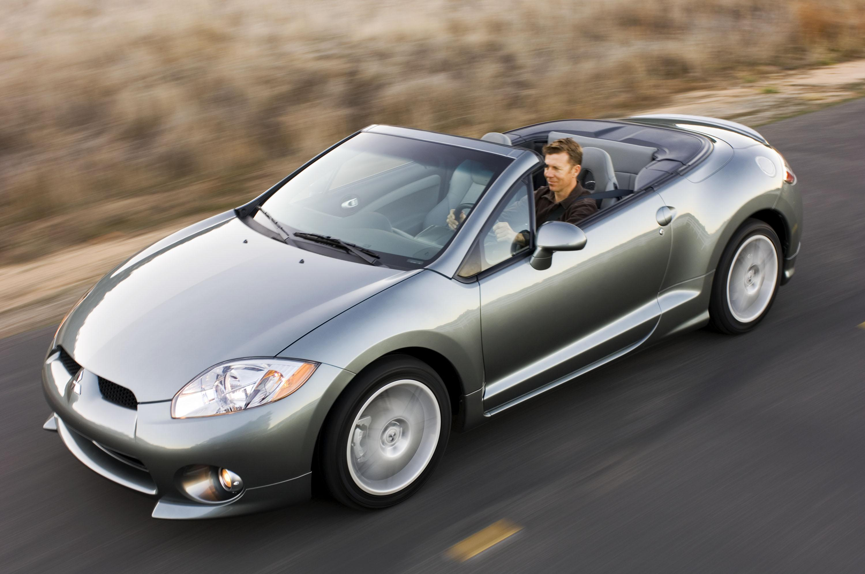 contact gs tx in convertible mitsubishi spyder veh houston eclipse