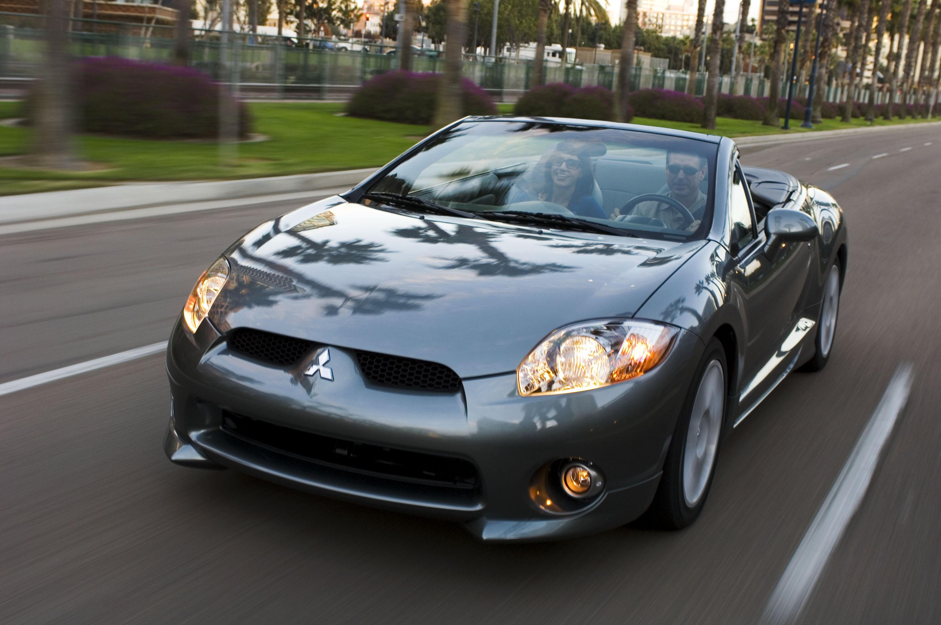 2007 Mitsubishi Eclipse Spyder | Top Speed. »