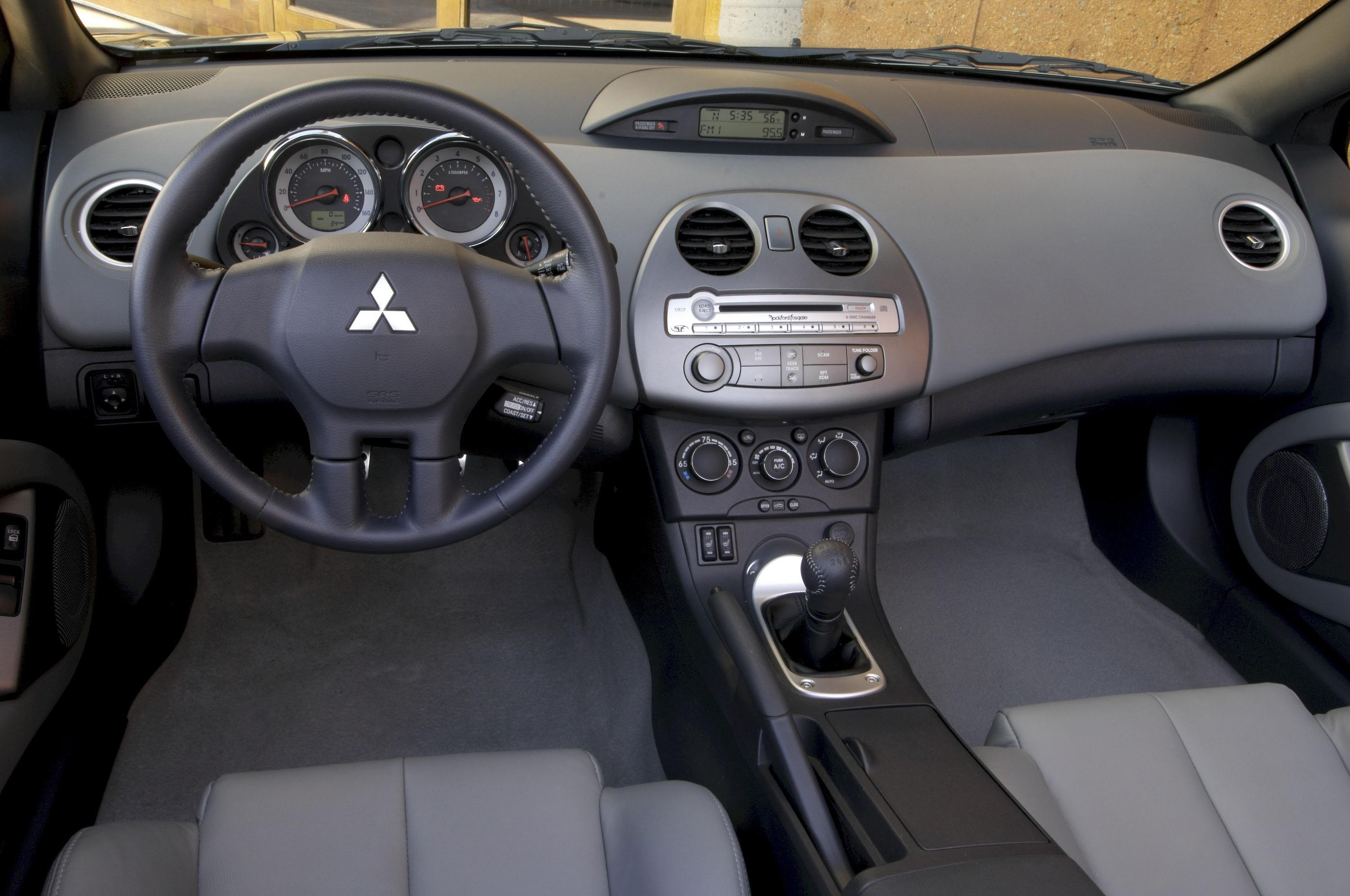Amazing 2007 Mitsubishi Eclipse Spyder | Top Speed. »