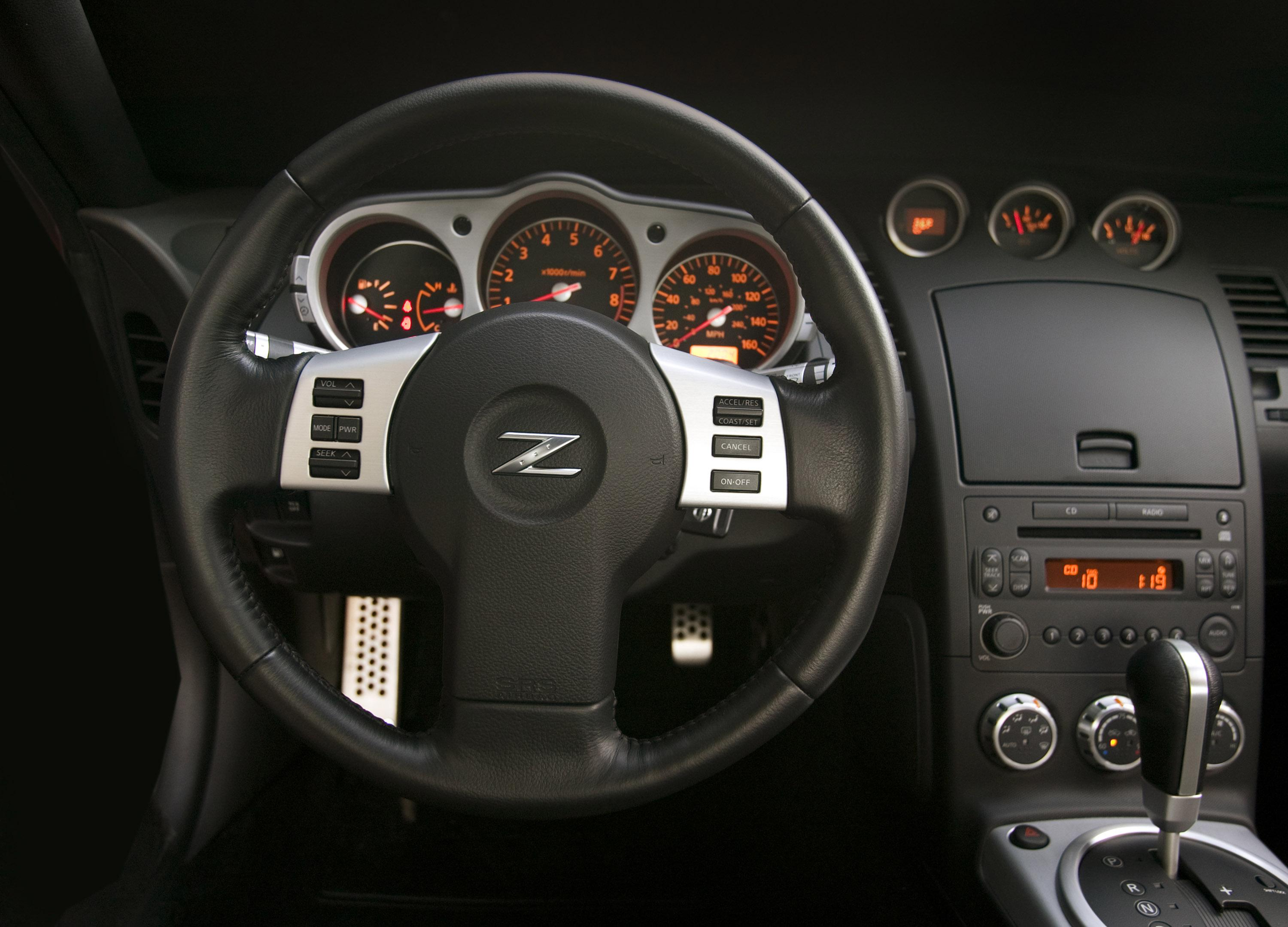Amazing 2007 Nissan 350Z | Top Speed. »