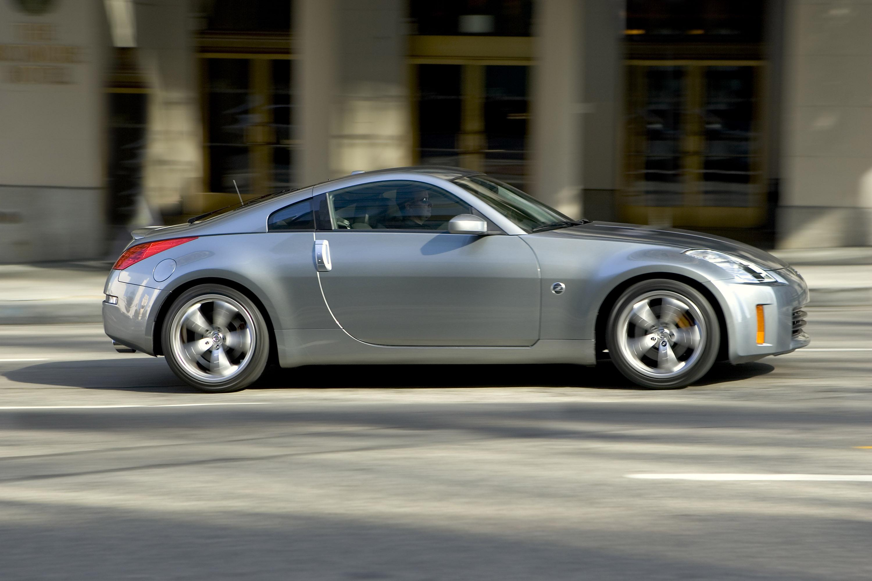 2007 Nissan 350Z | Top Speed. »