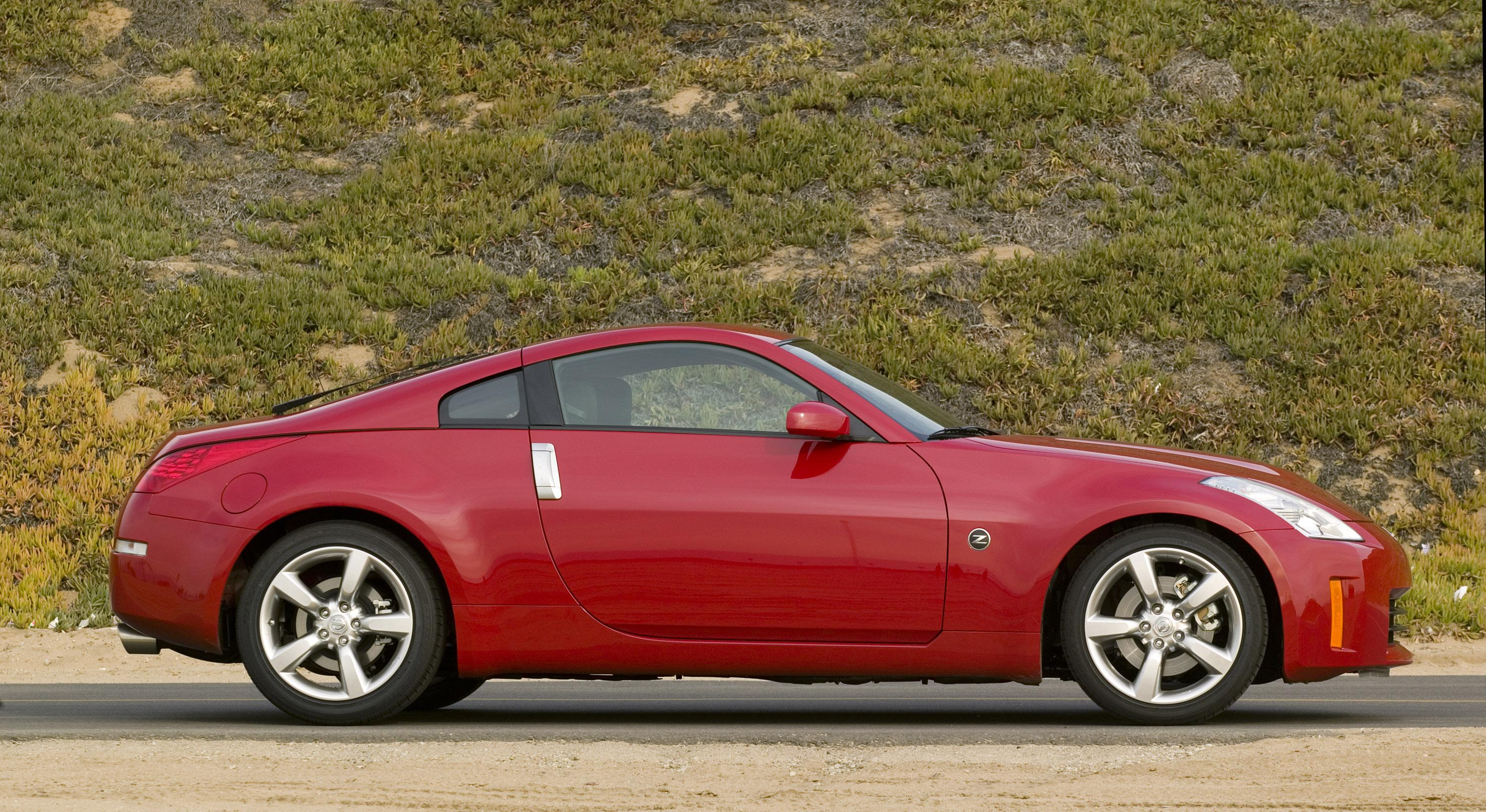 2007 Nissan 350Z Review - Top Speed