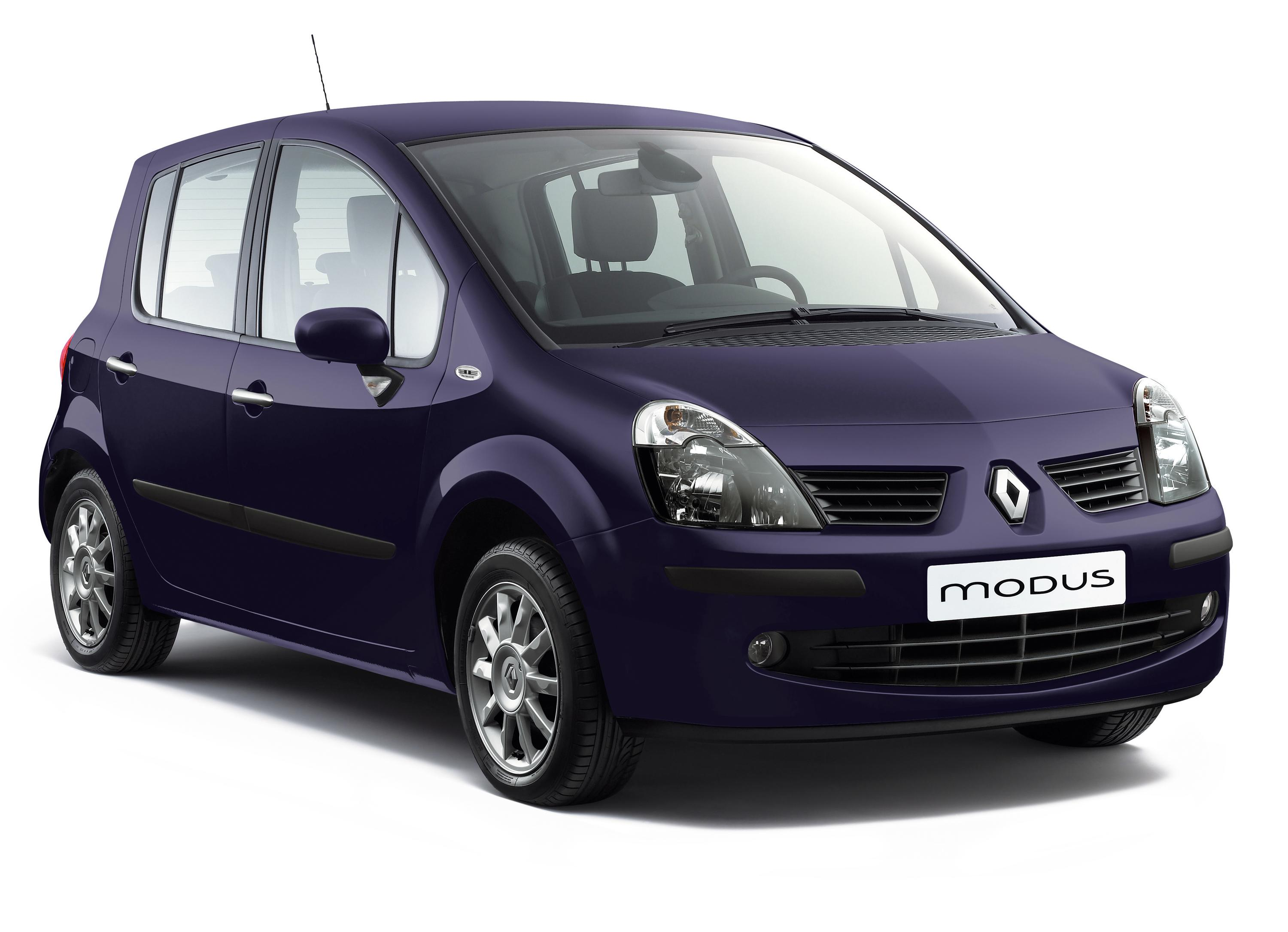 2007 renault modus empreinte review top speed. Black Bedroom Furniture Sets. Home Design Ideas