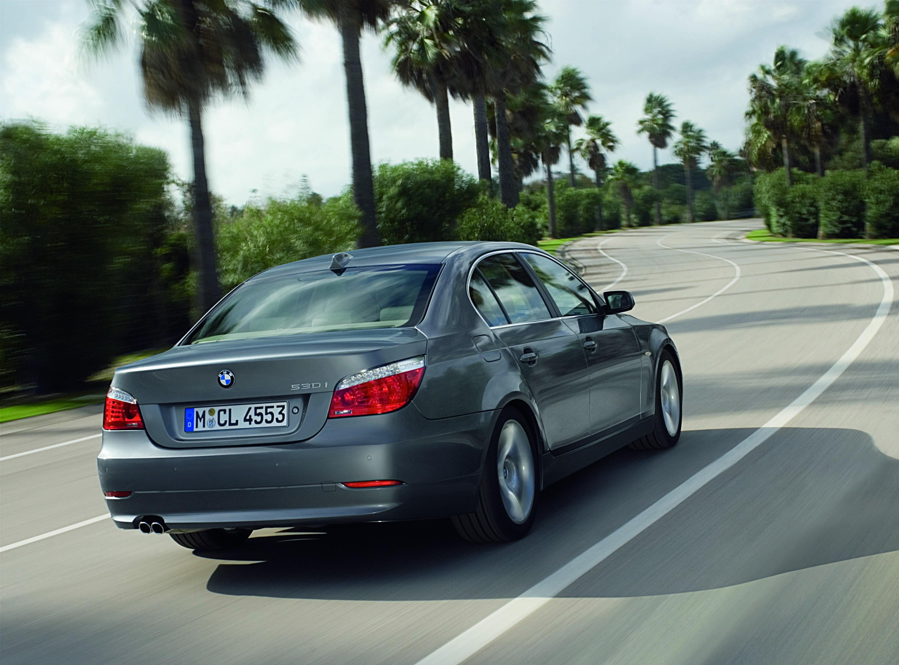 2008 BMW 5 Series Review