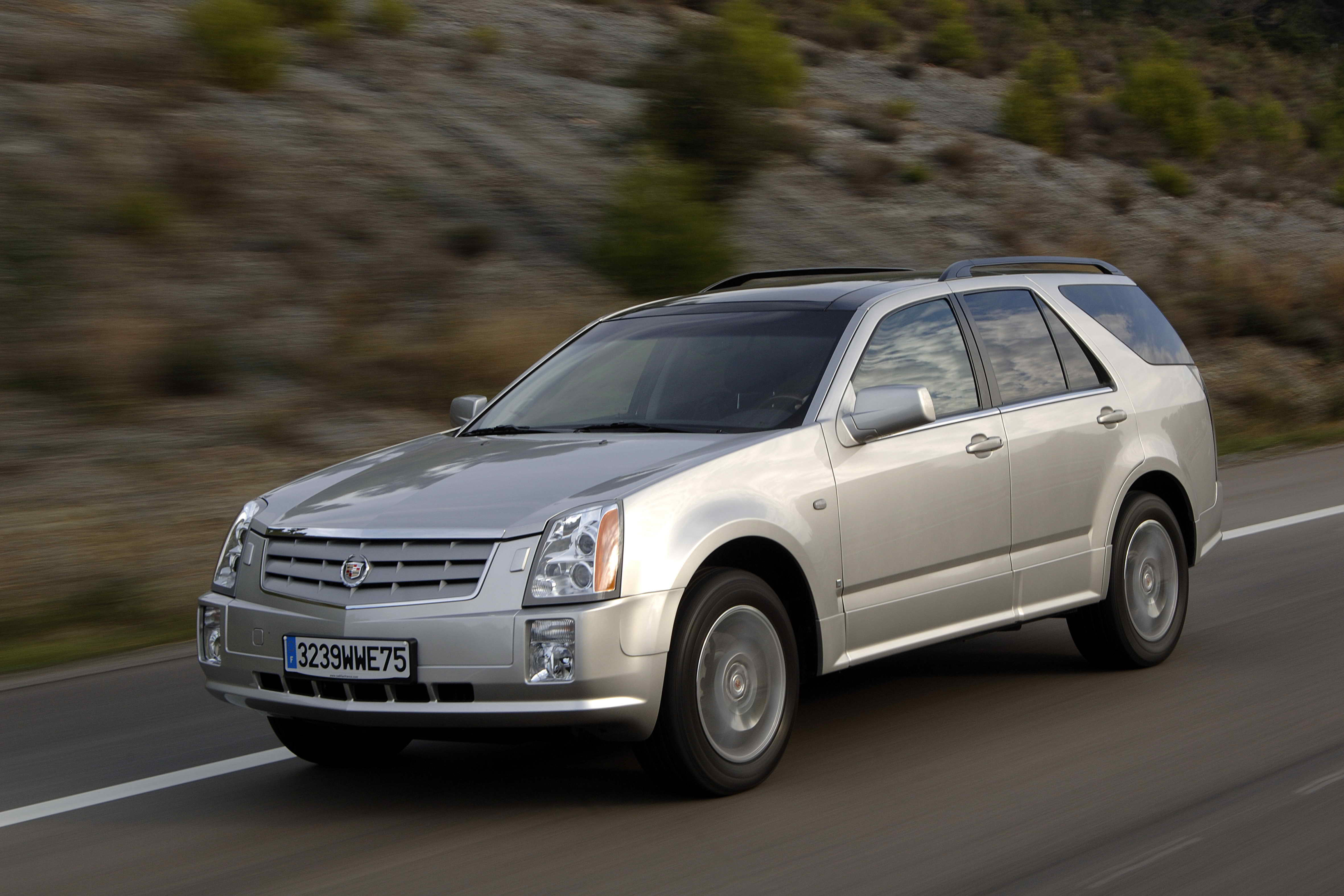 2008 Cadillac Srx Review Top Speed