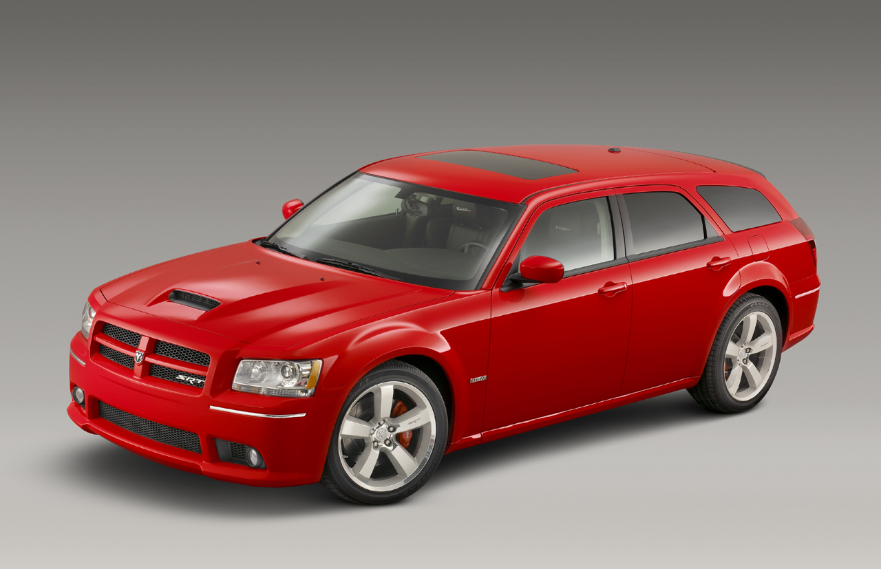 2008 Charger Rt >> 2008 Dodge Magnum SRT8 | Top Speed