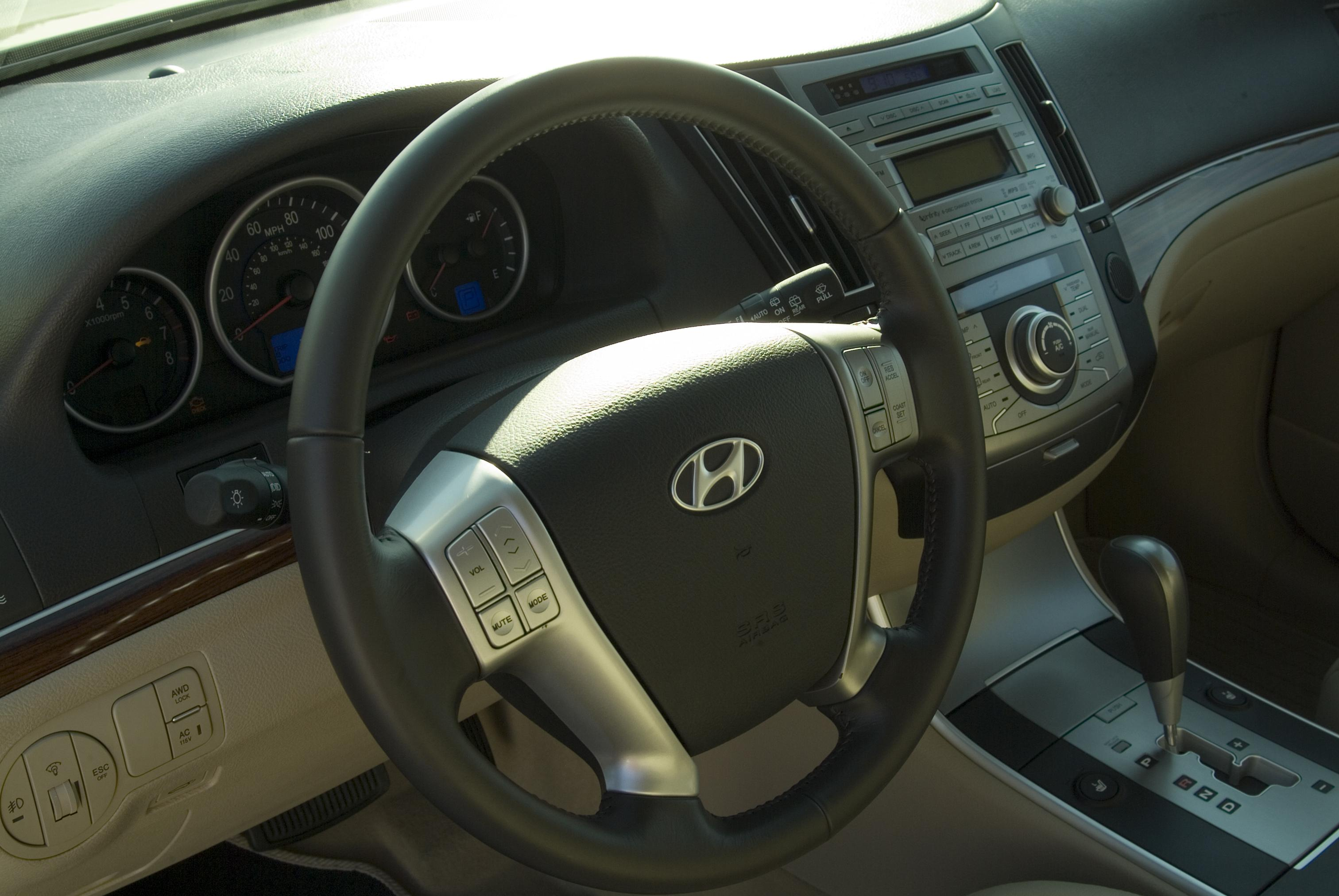 2008 hyundai veracruz review gallery 125631 top speed. Black Bedroom Furniture Sets. Home Design Ideas