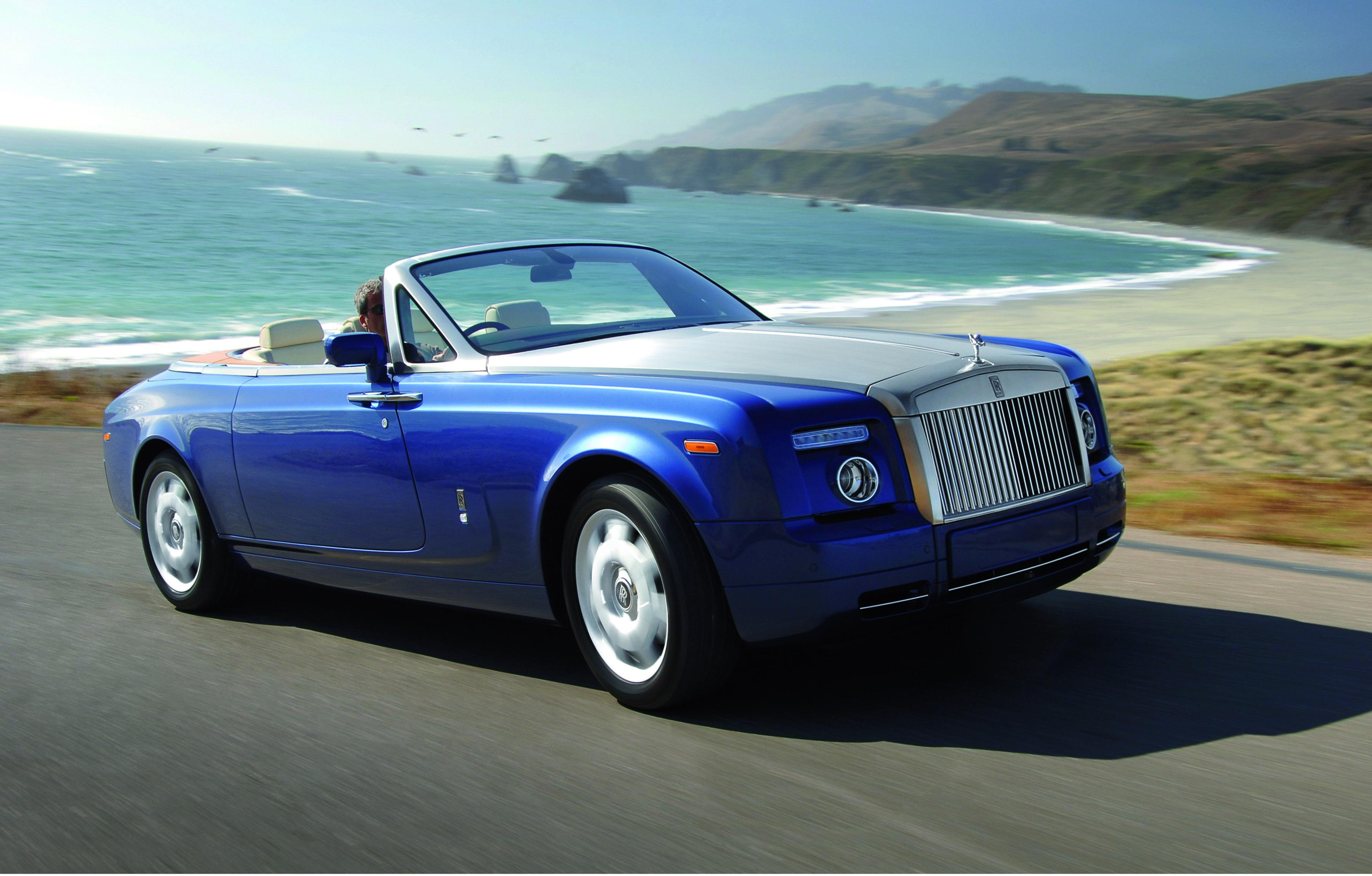 Most Expensive Mercedes >> 2008 Rolls-Royce Phantom Drophead Coupe | Top Speed