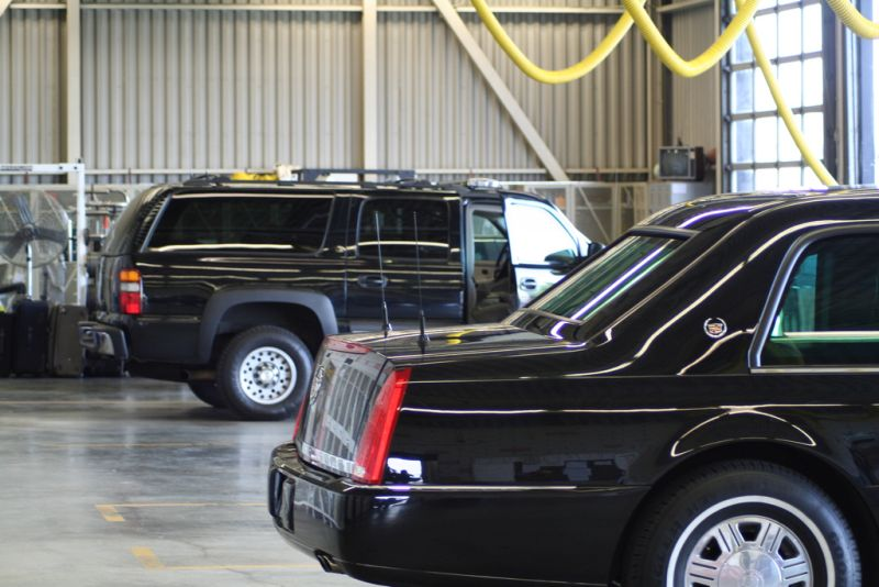 Cadillac One Limousine Of Us President Top Speed
