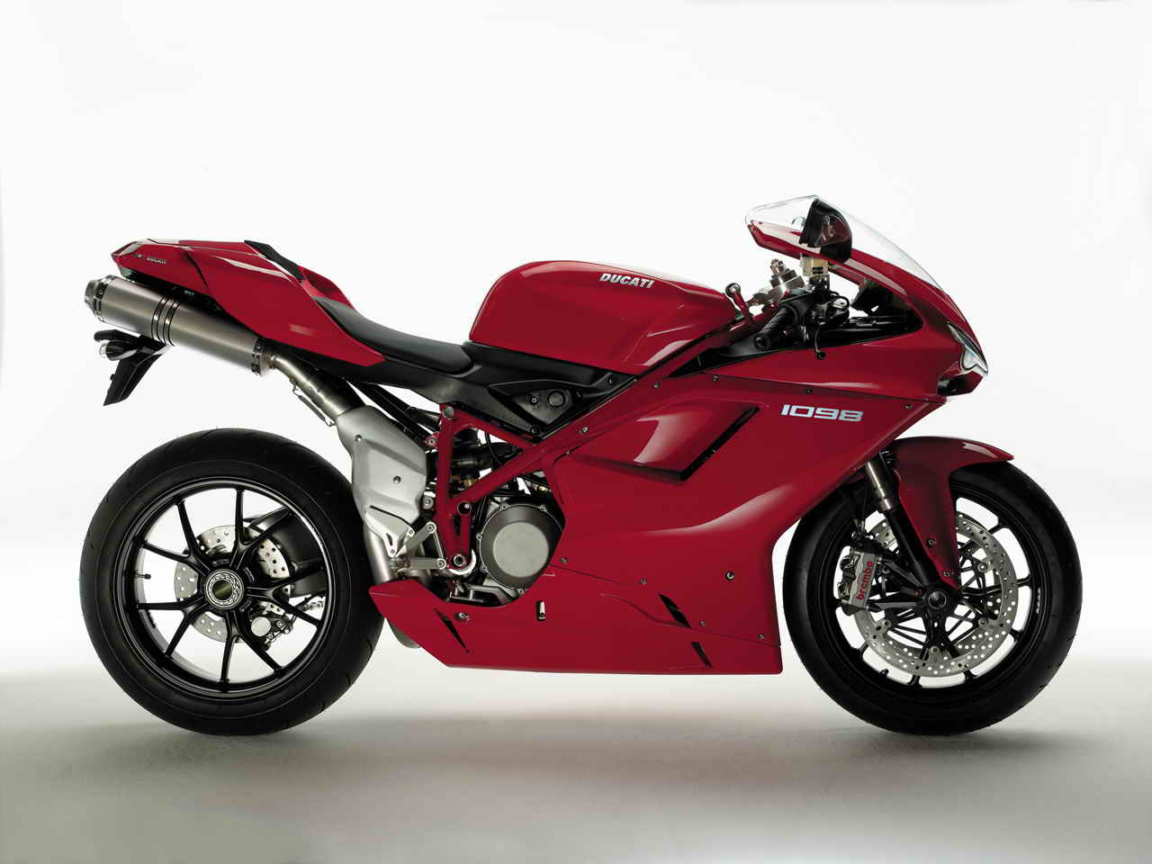 Ducati To Debut Its 2007 Models At MCN London Motorcycle Show News - Top Speed