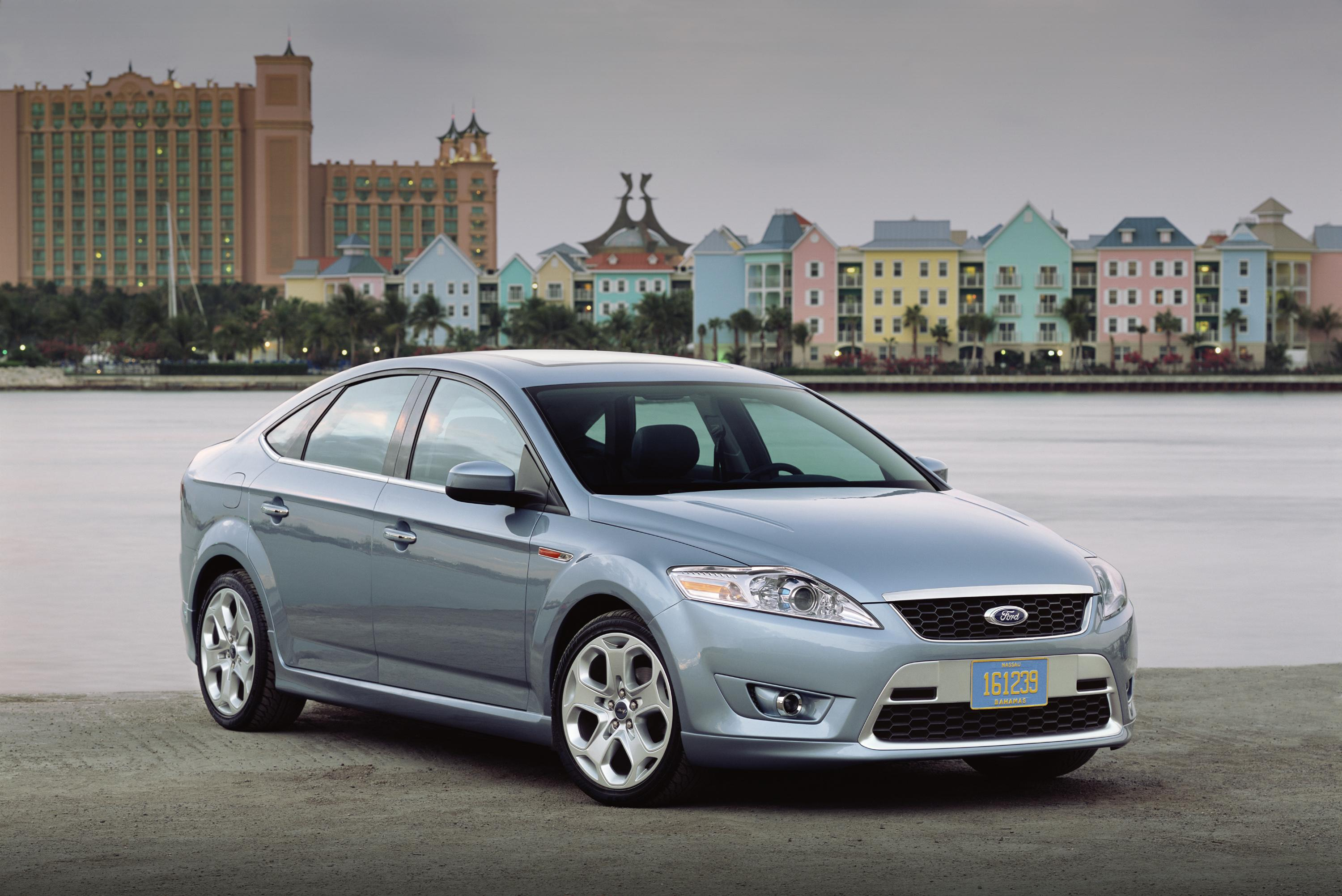 Ford might bring the mondeo and s max to usa top speed