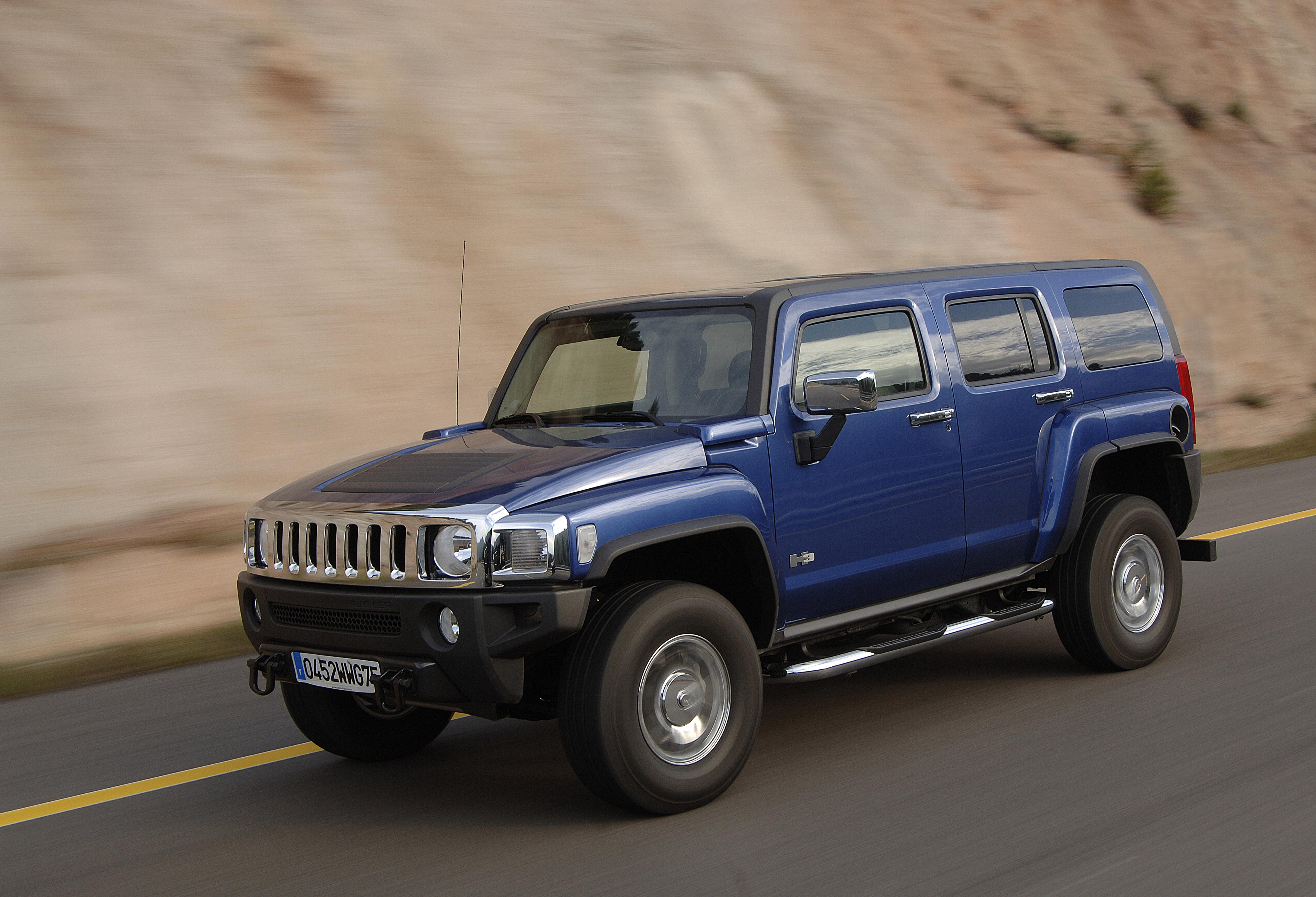 Hummer Goes Global With The New H3   Top Speed. »
