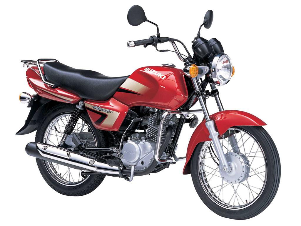 suzuki motorcycle india launches 4 upgraded models top speed. Black Bedroom Furniture Sets. Home Design Ideas