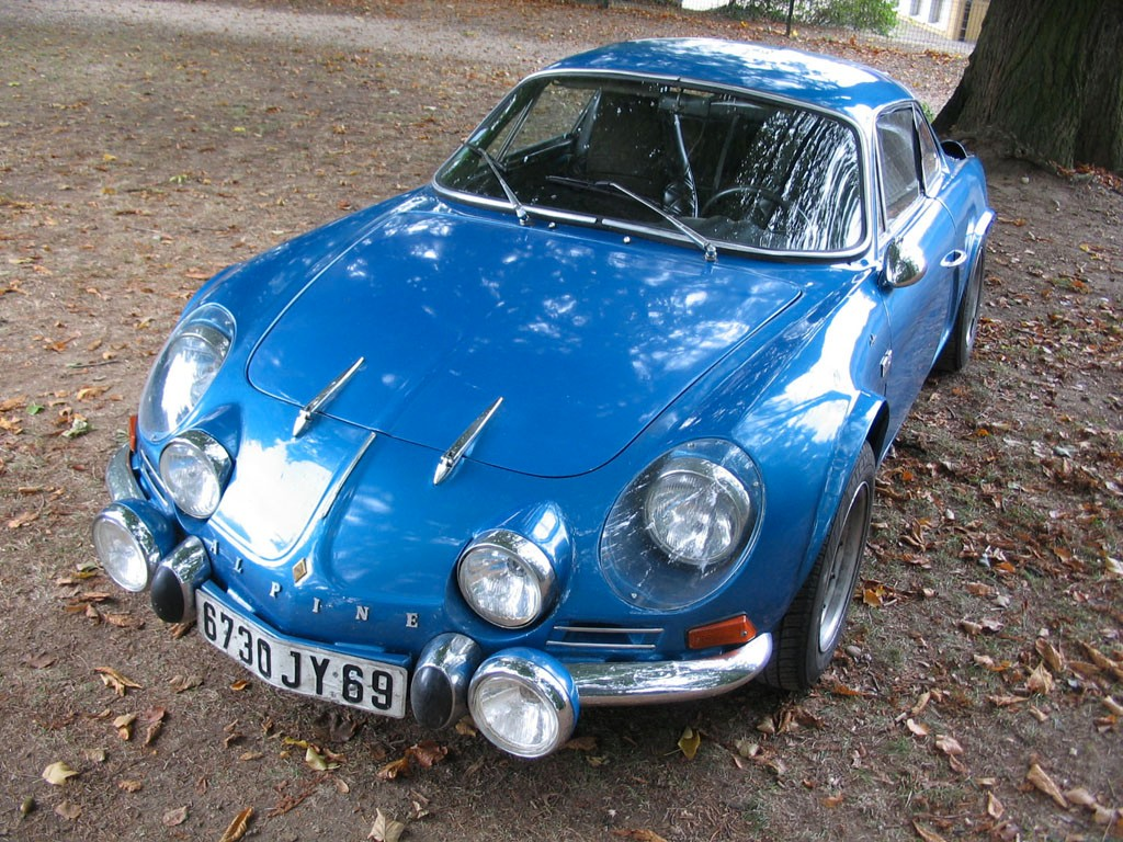 1961 1973 renault alpine a110 top speed. Black Bedroom Furniture Sets. Home Design Ideas