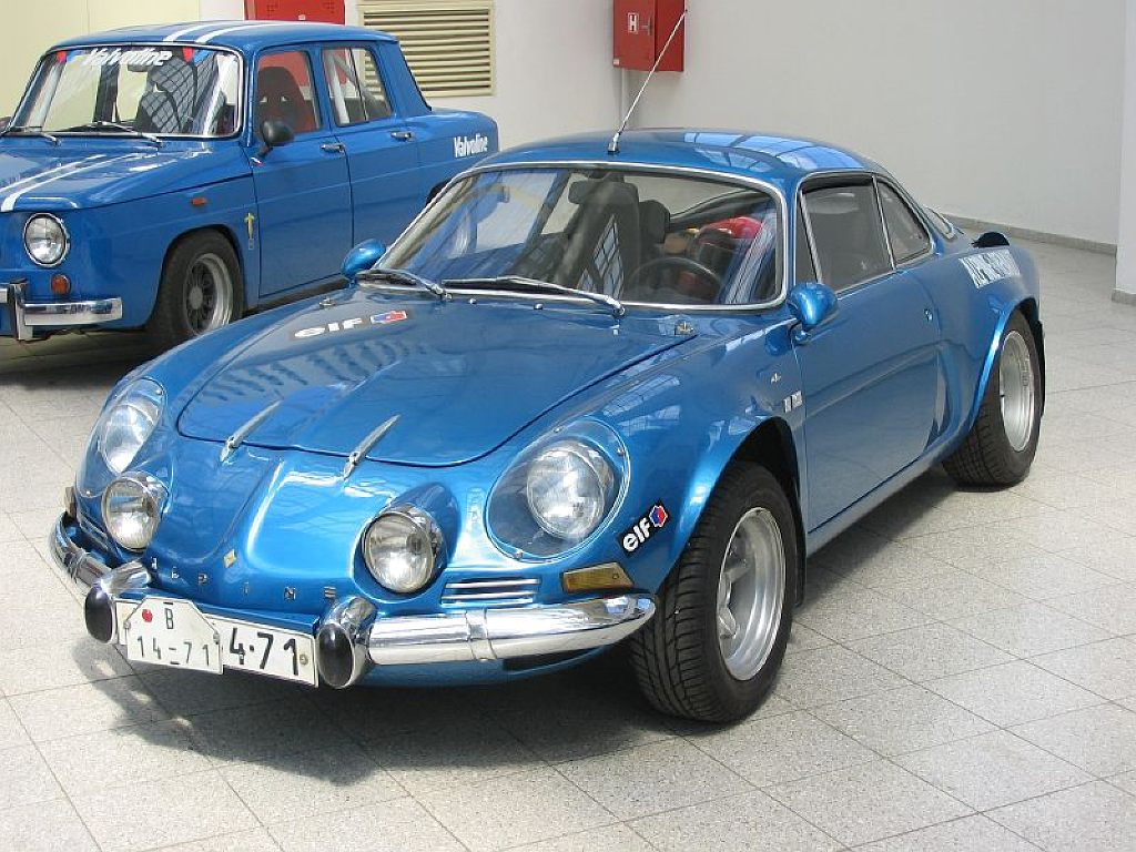 1961 1973 renault alpine a110 review top speed. Black Bedroom Furniture Sets. Home Design Ideas