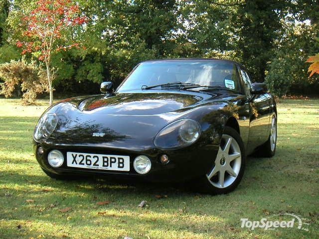 1990 2000 tvr griffith picture 149625 car review top speed. Black Bedroom Furniture Sets. Home Design Ideas