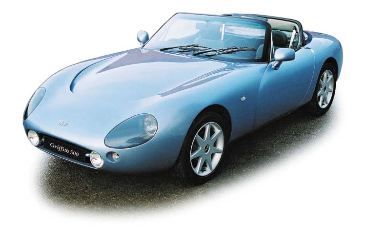 1990 2000 Tvr Griffith Top Speed