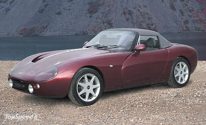 1990 2000 tvr griffith picture 149611 car review top speed. Black Bedroom Furniture Sets. Home Design Ideas