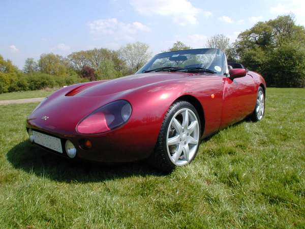 1990 2000 tvr griffith review top speed. Black Bedroom Furniture Sets. Home Design Ideas