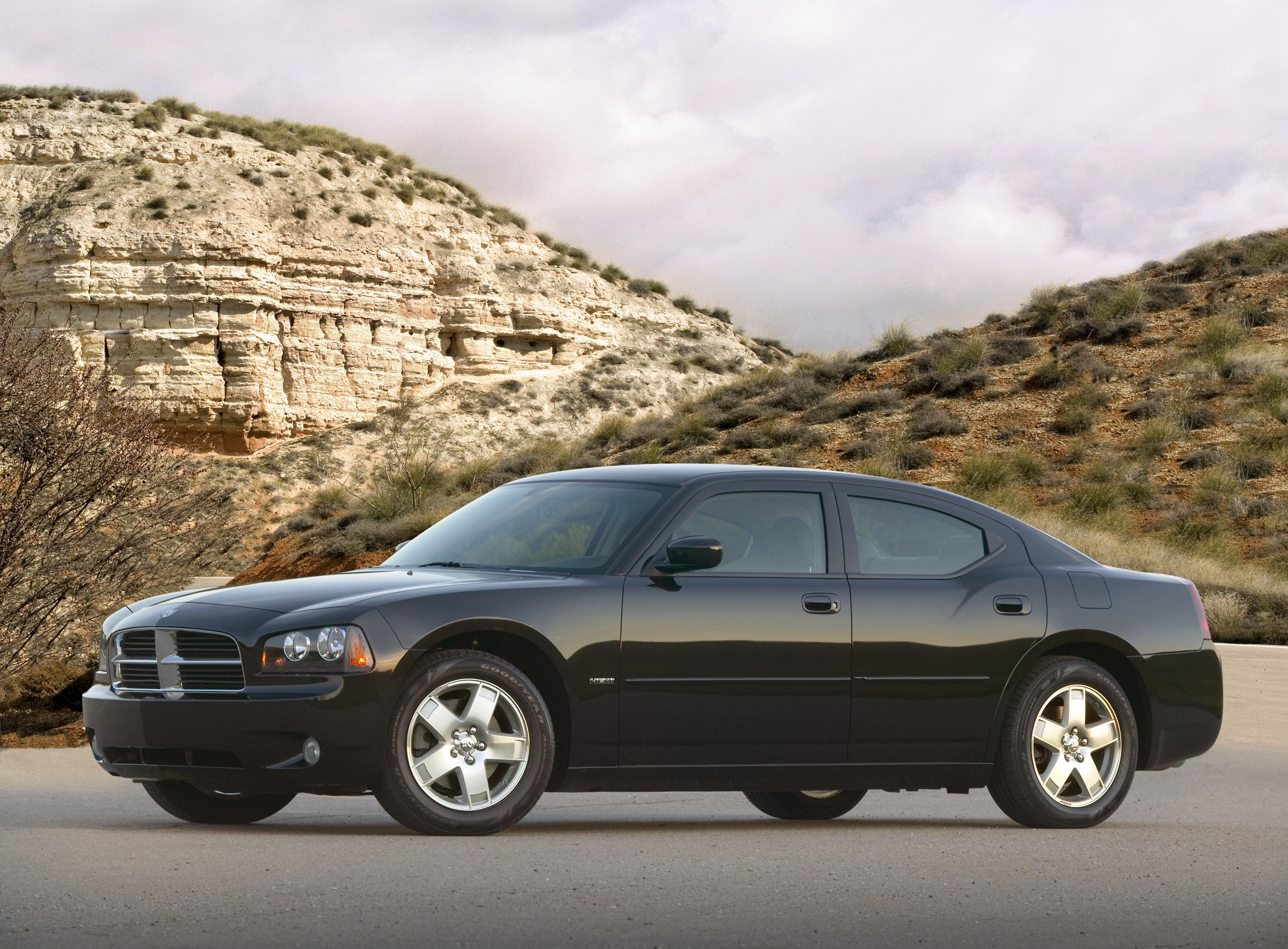 2007 dodge charger review - top speed