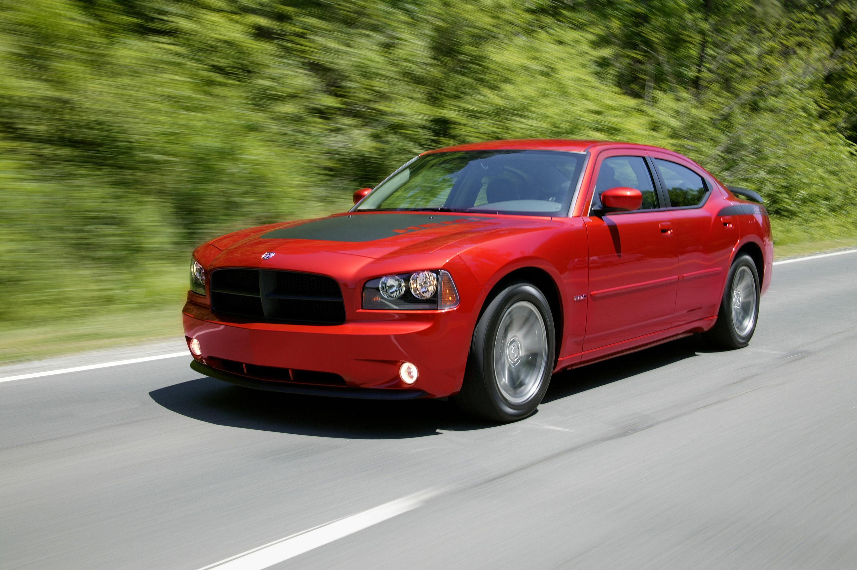 2007 Dodge Charger | Top Speed