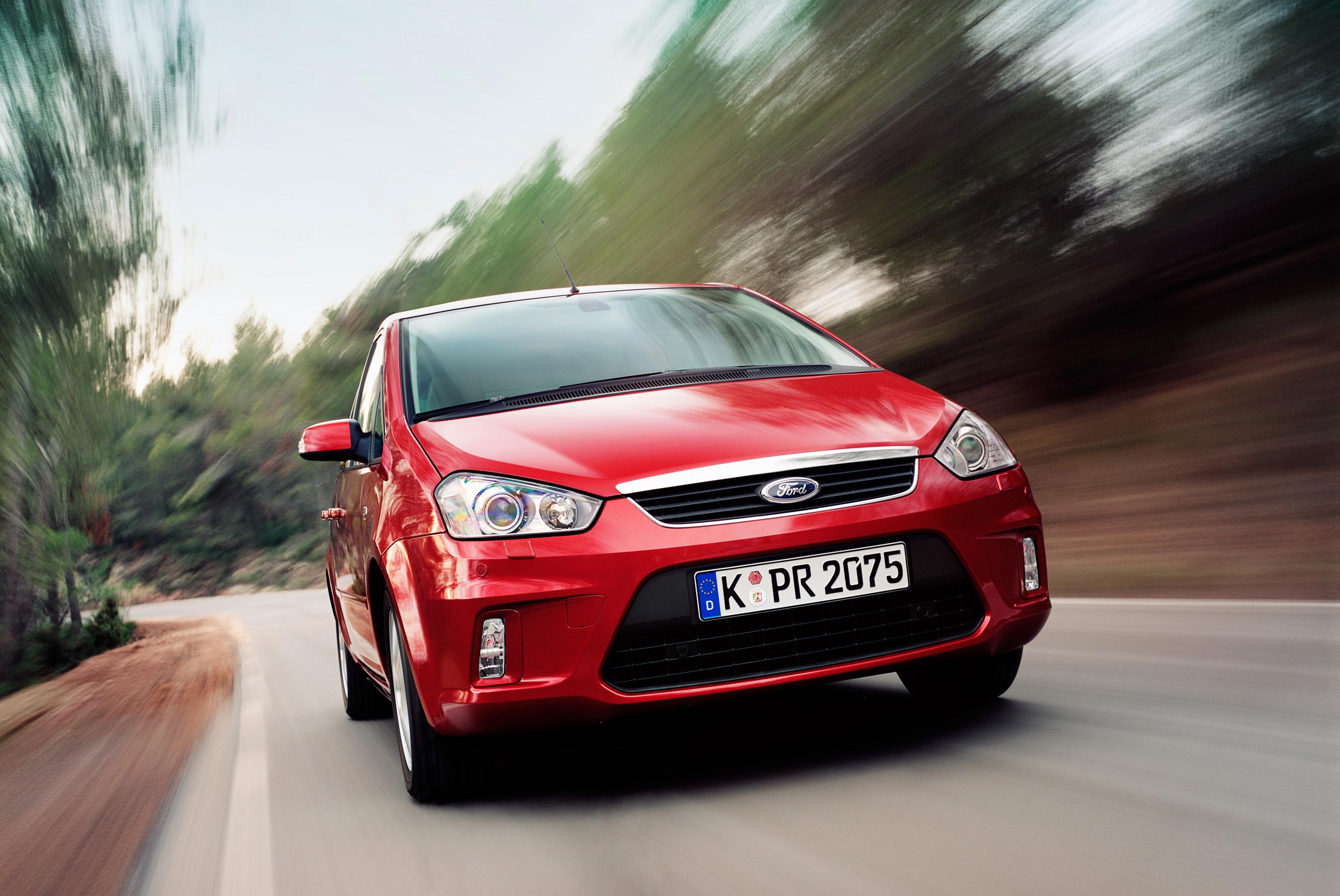 Car Driving Games >> 2007 Ford C-Max | Top Speed
