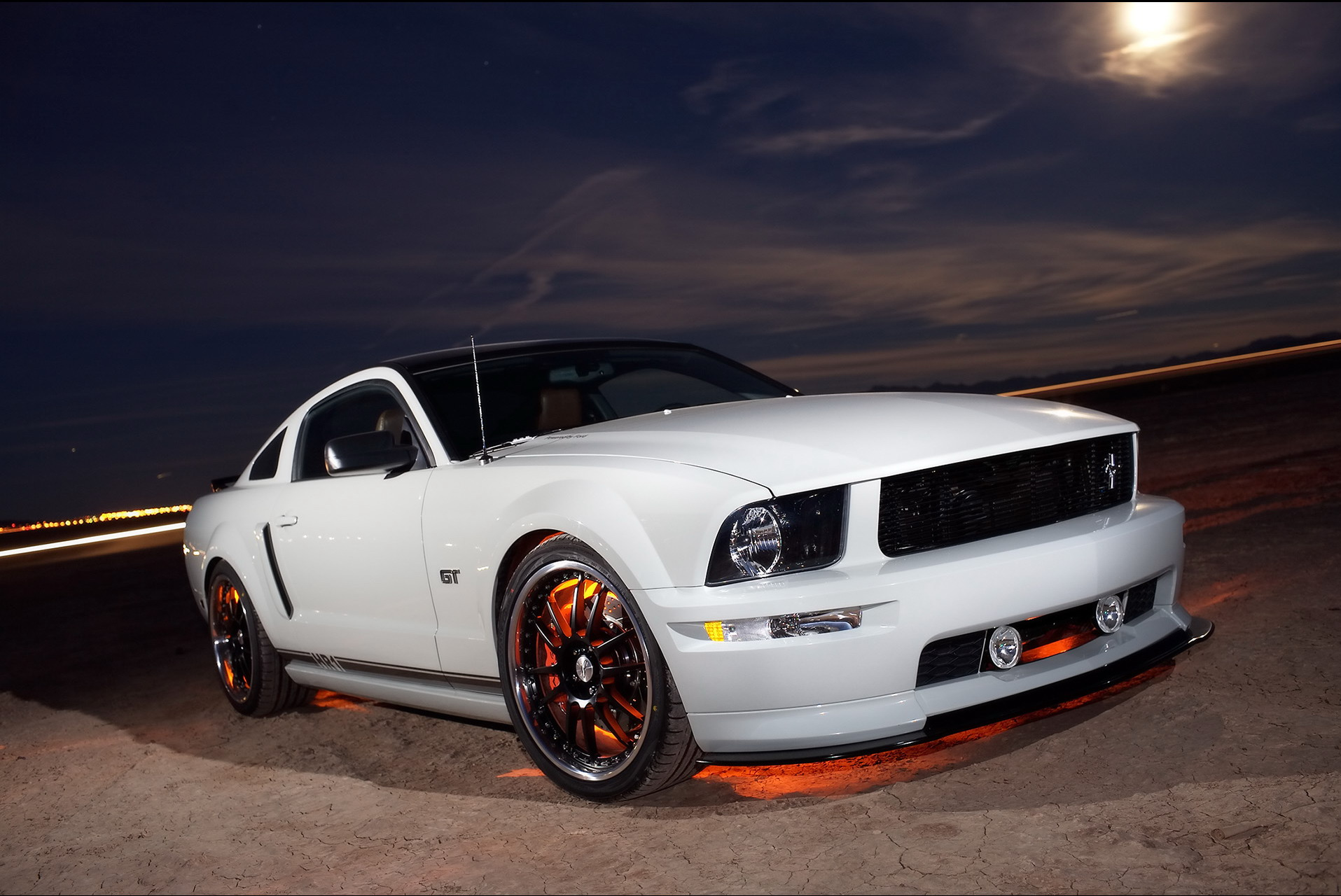 2007 Ford Mustang H Amp R Top Speed