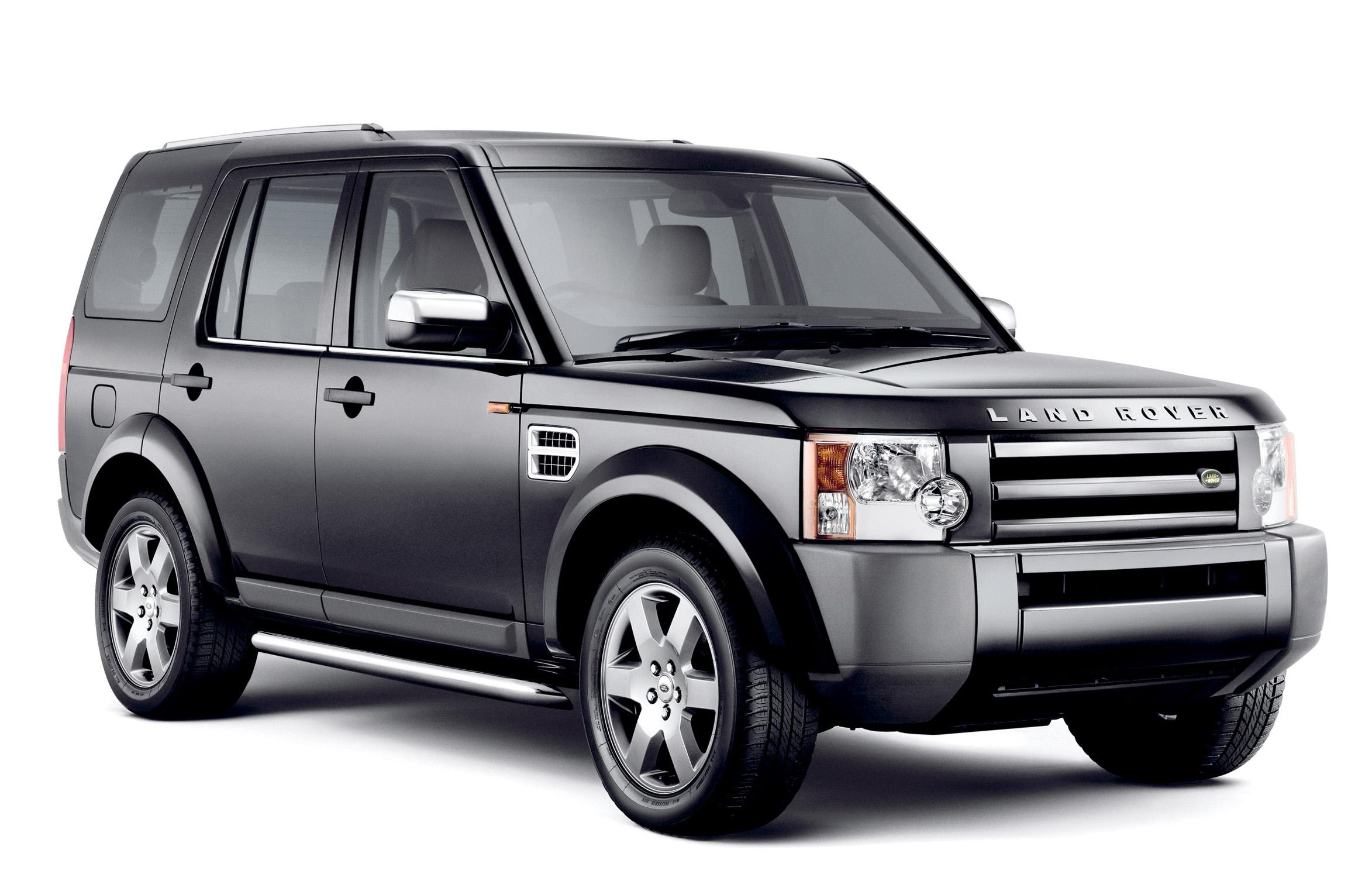 2007 Land Rover Discovery 3 Pursuit | Top Sd