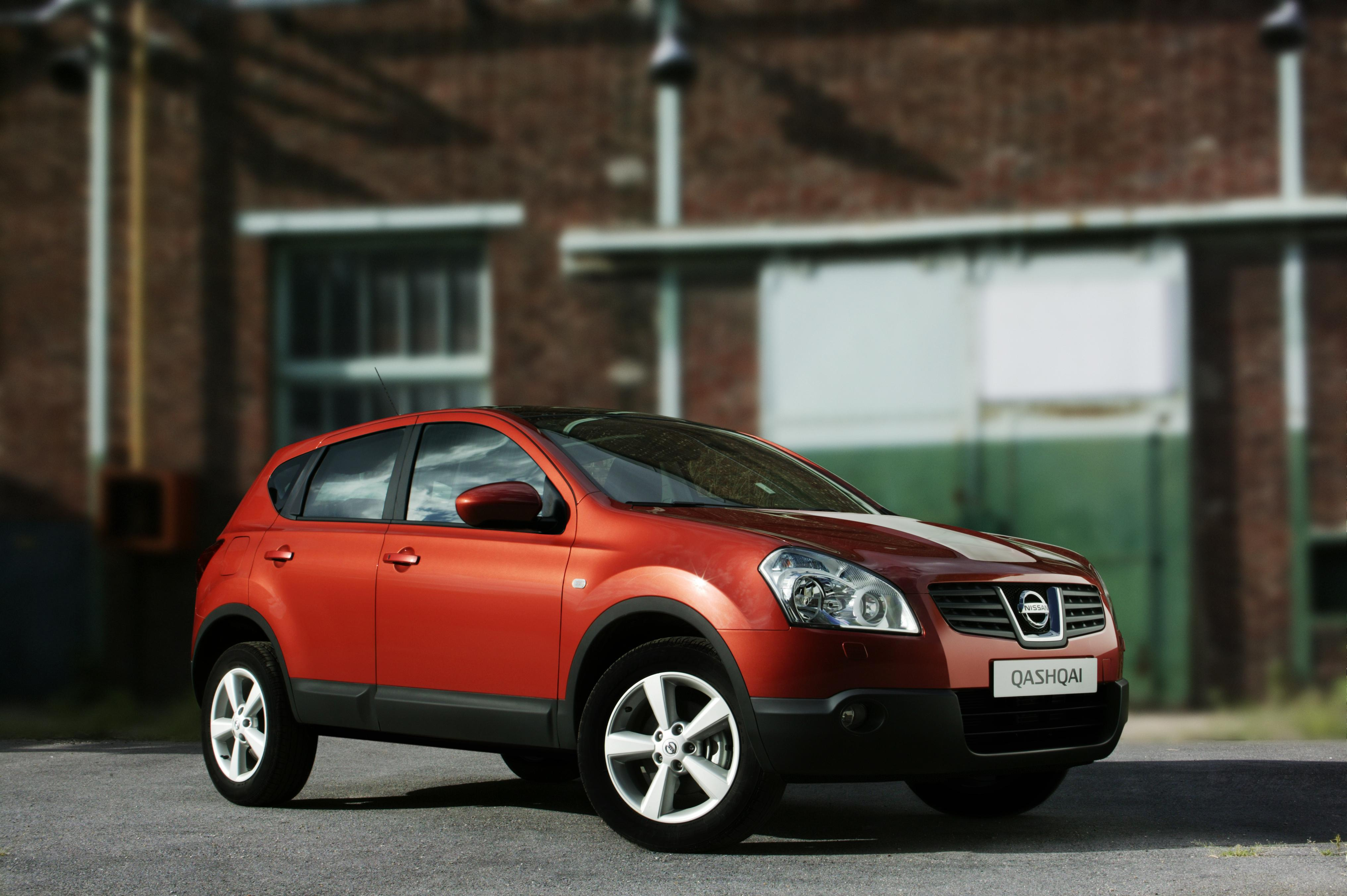 2007 nissan qashqai gallery 144590 top speed. Black Bedroom Furniture Sets. Home Design Ideas