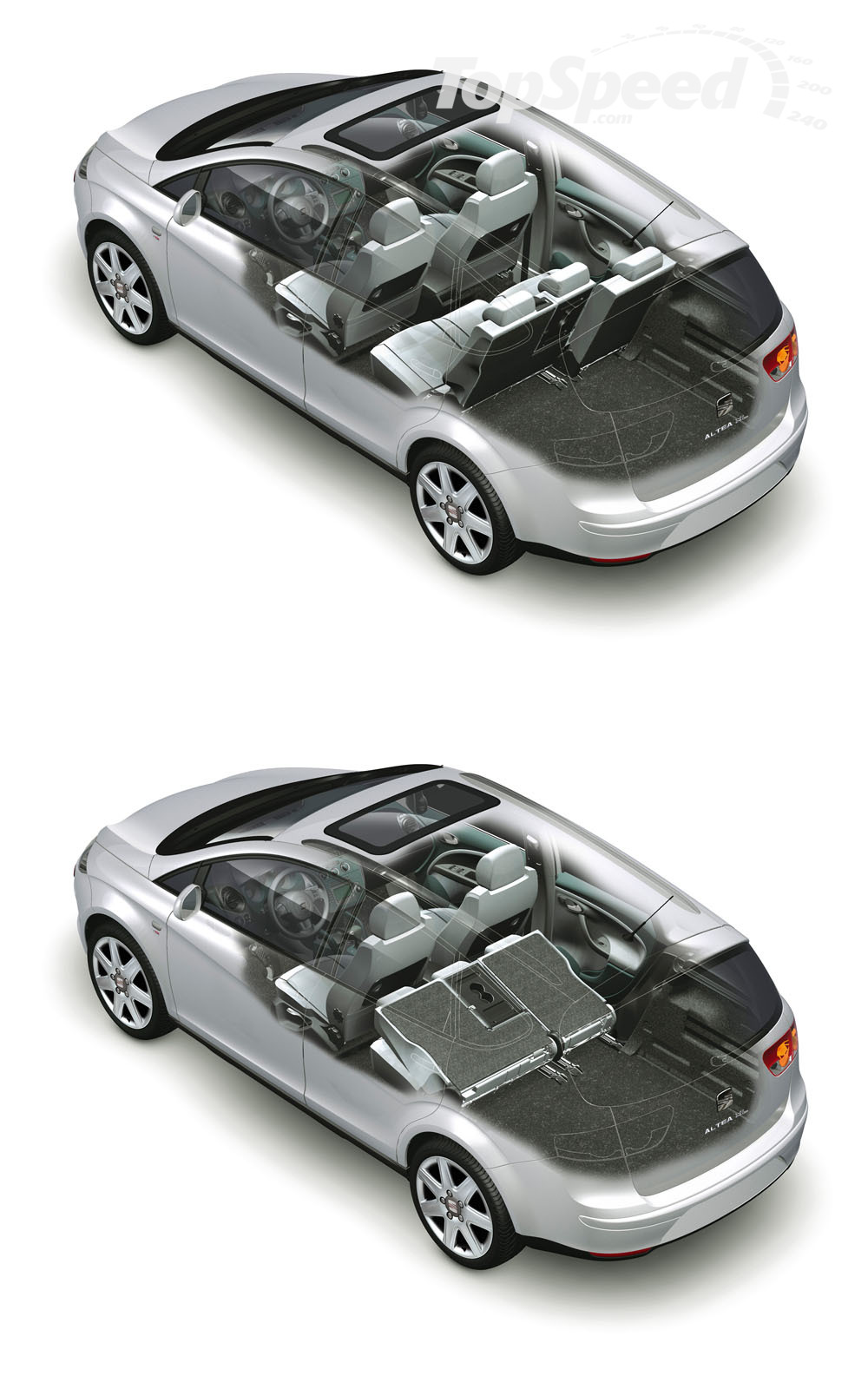 2007 seat altea xl picture 144249 car review top speed