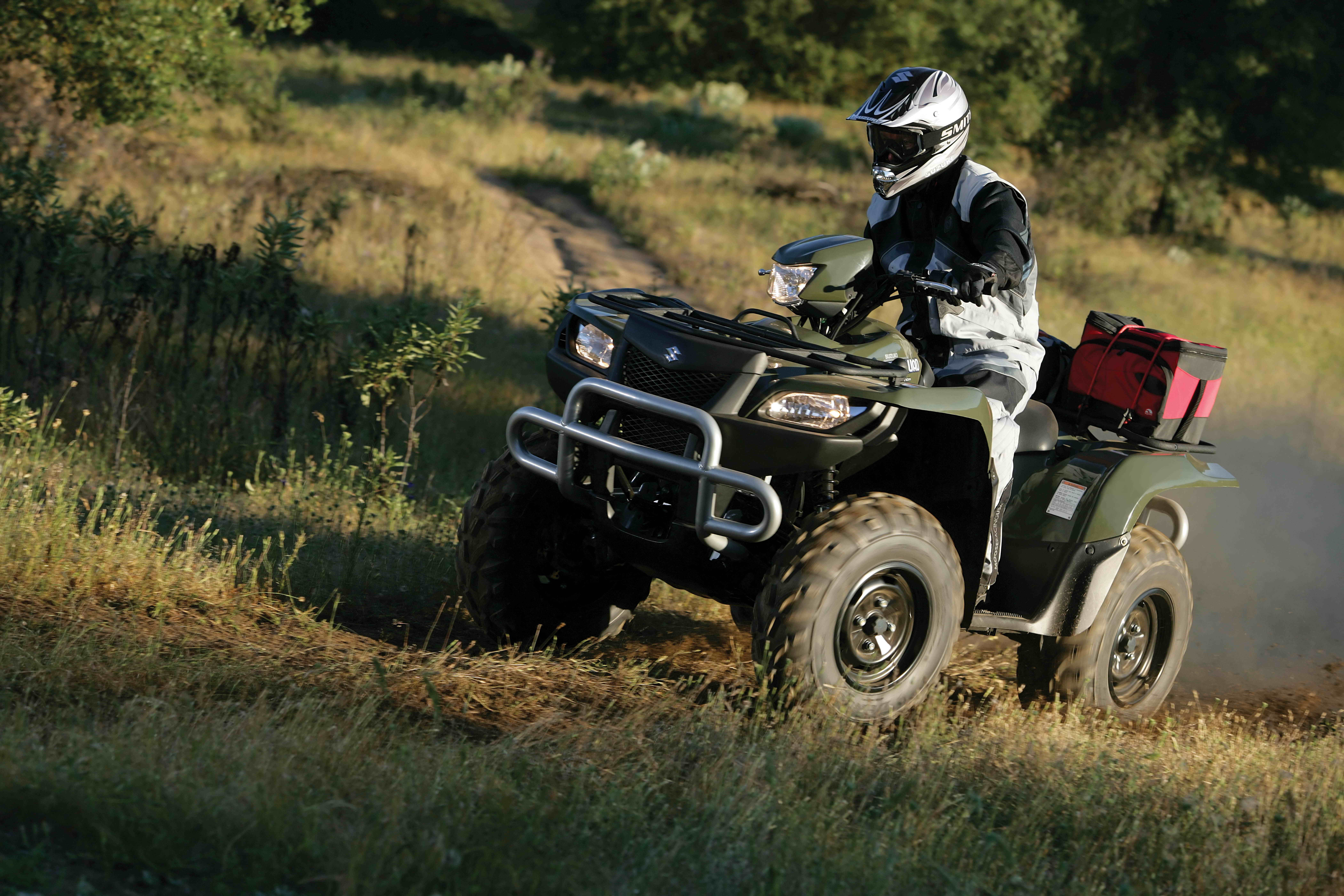 2007 Suzuki KingQuad 700 4x4 | Top Speed