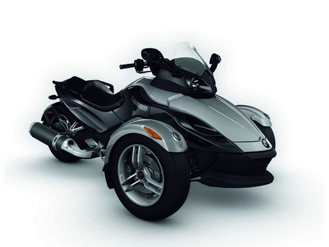2008 bombardier can am spyder grand sport roadster top speed. Black Bedroom Furniture Sets. Home Design Ideas